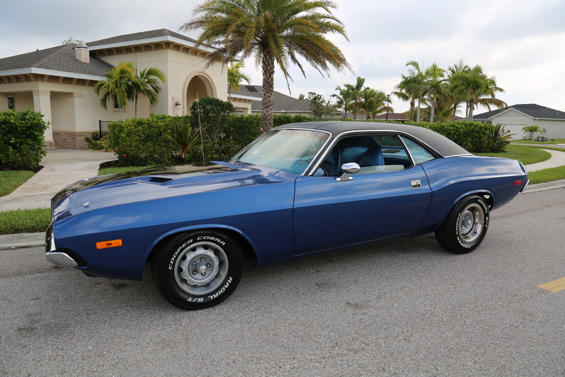 Used 1973 Dodge Challenger 360 V8 Automatic for sale Sold at Muscle Cars for Sale Inc. in Fort Myers FL 33912 8