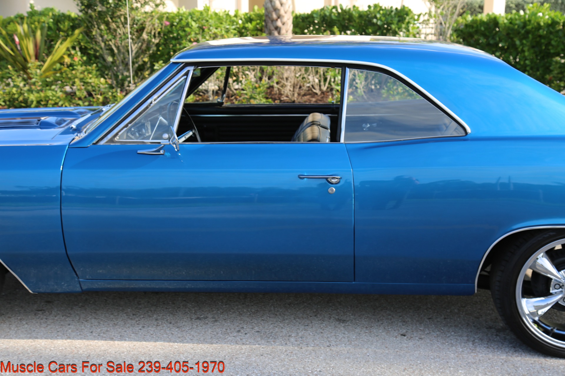 Used 1967 Chevrolet Chevelle  Malibu Chevelle for sale Sold at Muscle Cars for Sale Inc. in Fort Myers FL 33912 8