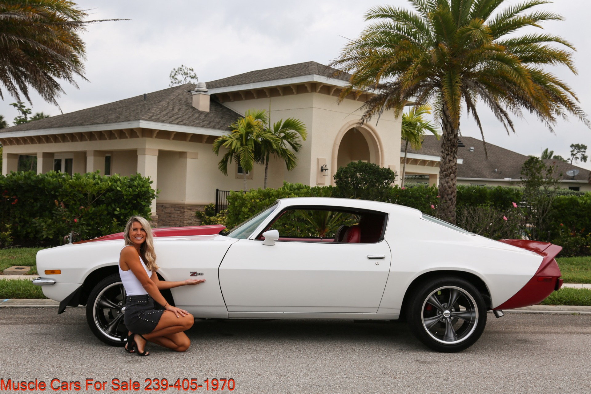 Used 1973 Chevrolet Camaro Z28 Z28 for sale Sold at Muscle Cars for Sale Inc. in Fort Myers FL 33912 2