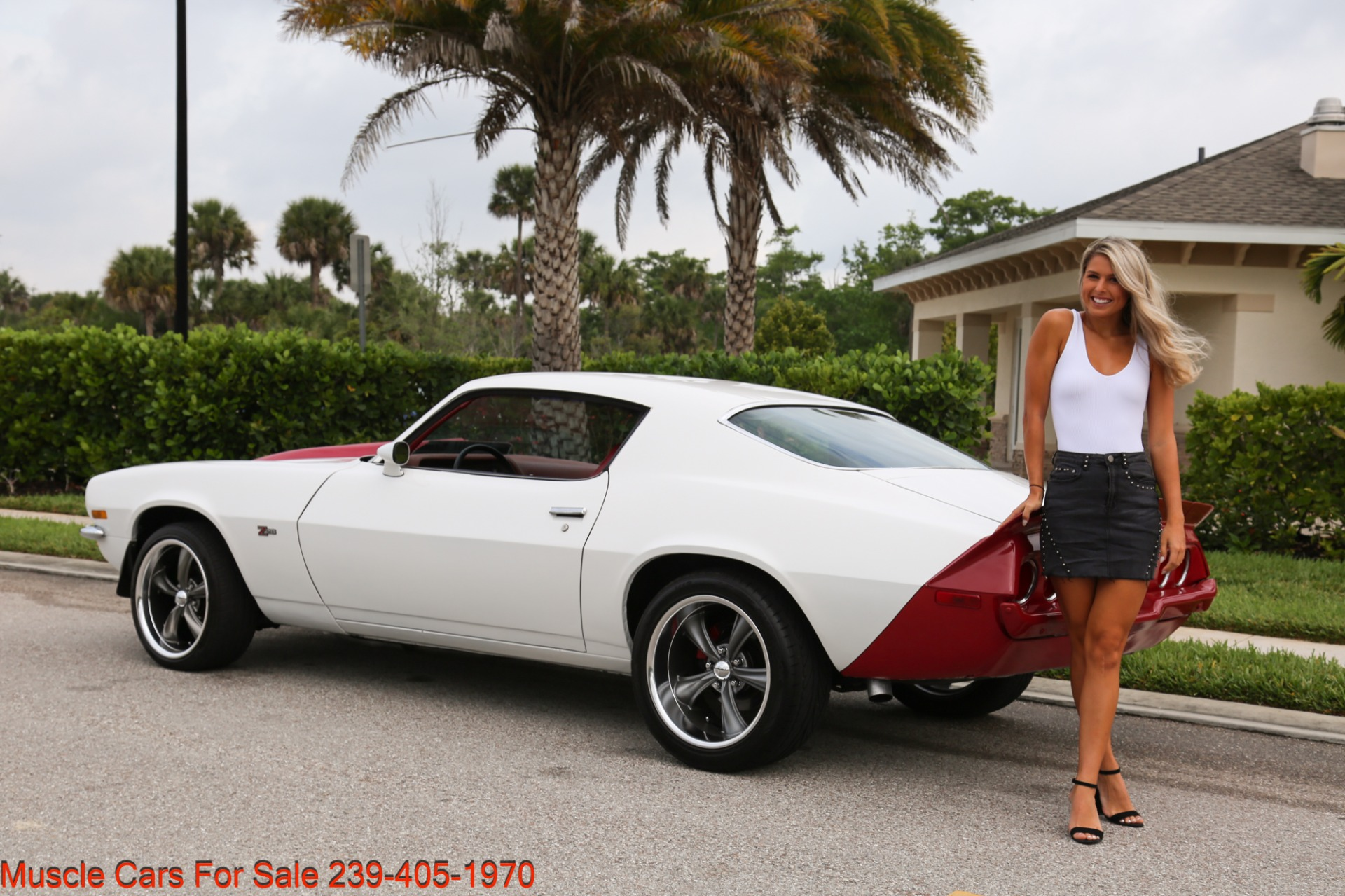 Used 1973 Chevrolet Camaro Z28 Z28 for sale Sold at Muscle Cars for Sale Inc. in Fort Myers FL 33912 5