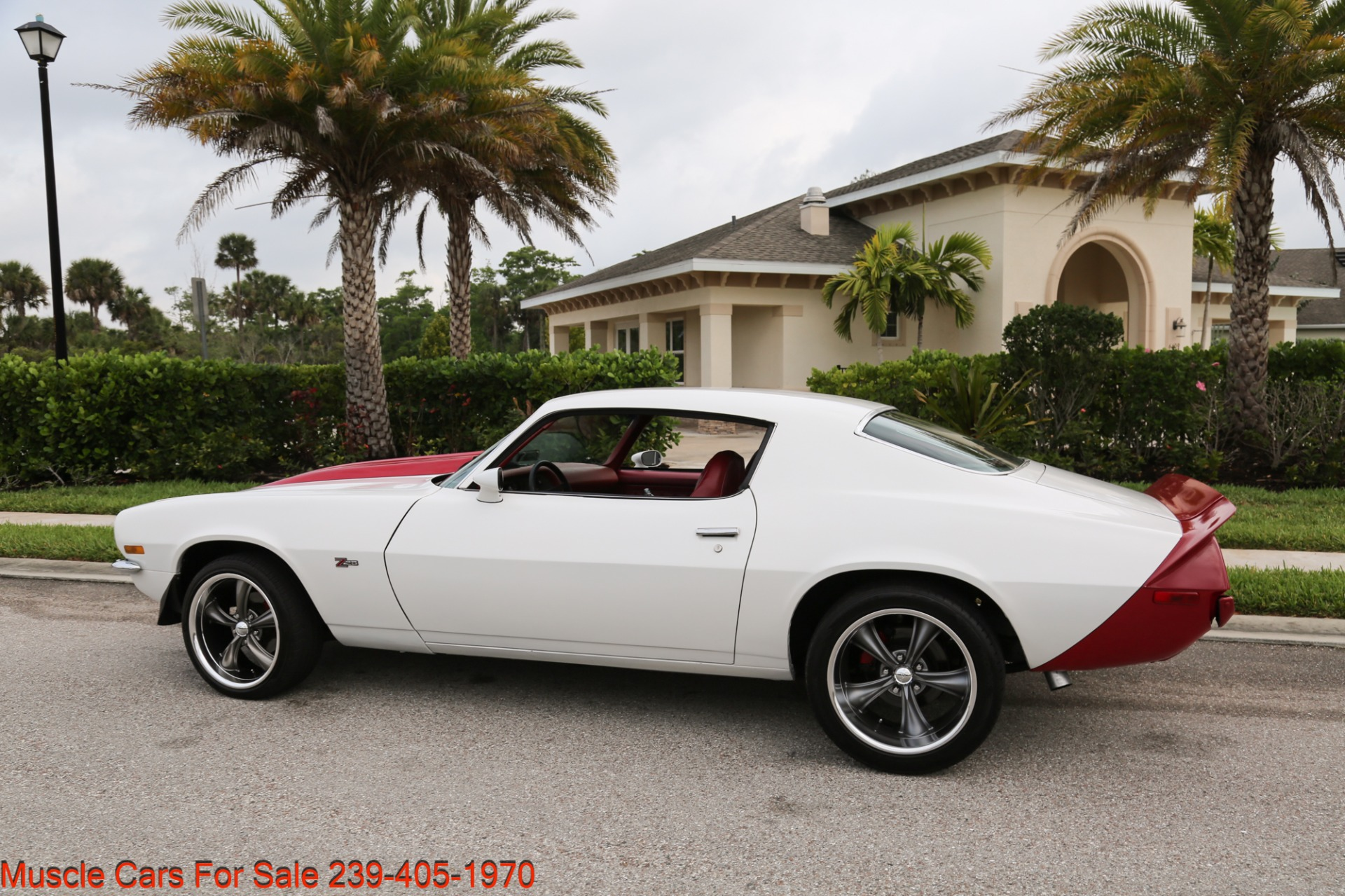 Used 1973 Chevrolet Camaro Z28 Z28 for sale Sold at Muscle Cars for Sale Inc. in Fort Myers FL 33912 8