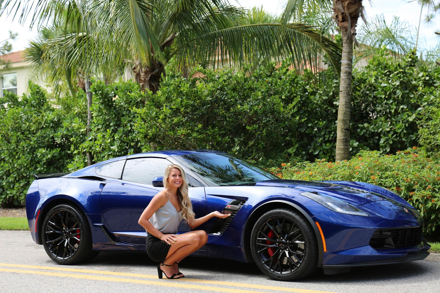 Used 2016 Chevrolet Z06 Corvette Z06 for sale Sold at Muscle Cars for Sale Inc. in Fort Myers FL 33912 2
