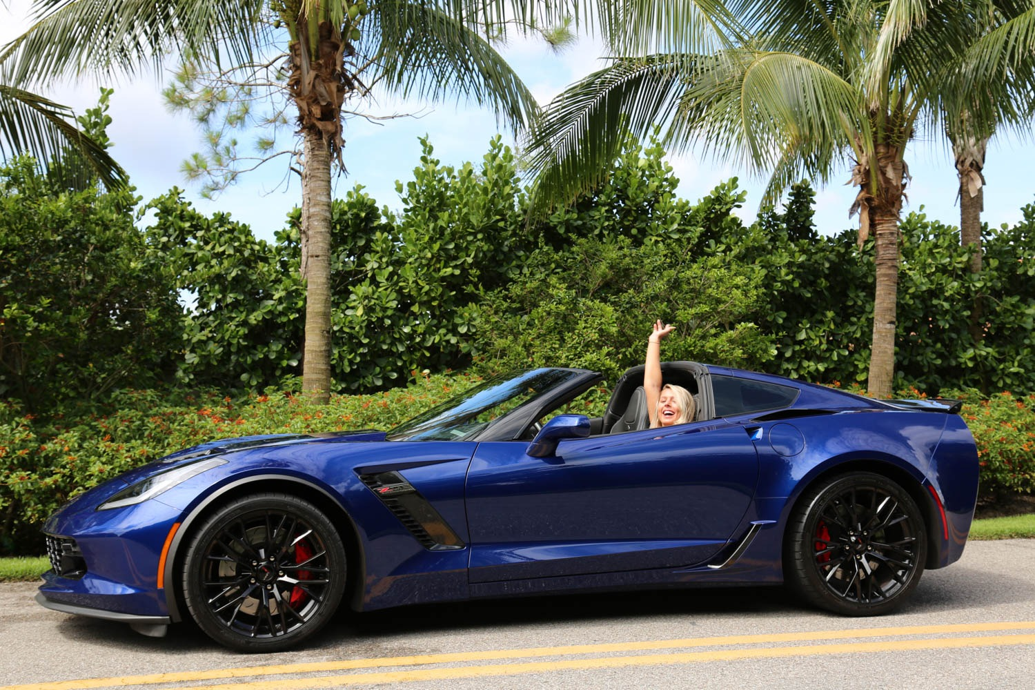 Used 2016 Chevrolet Z06 Corvette Z06 for sale Sold at Muscle Cars for Sale Inc. in Fort Myers FL 33912 3