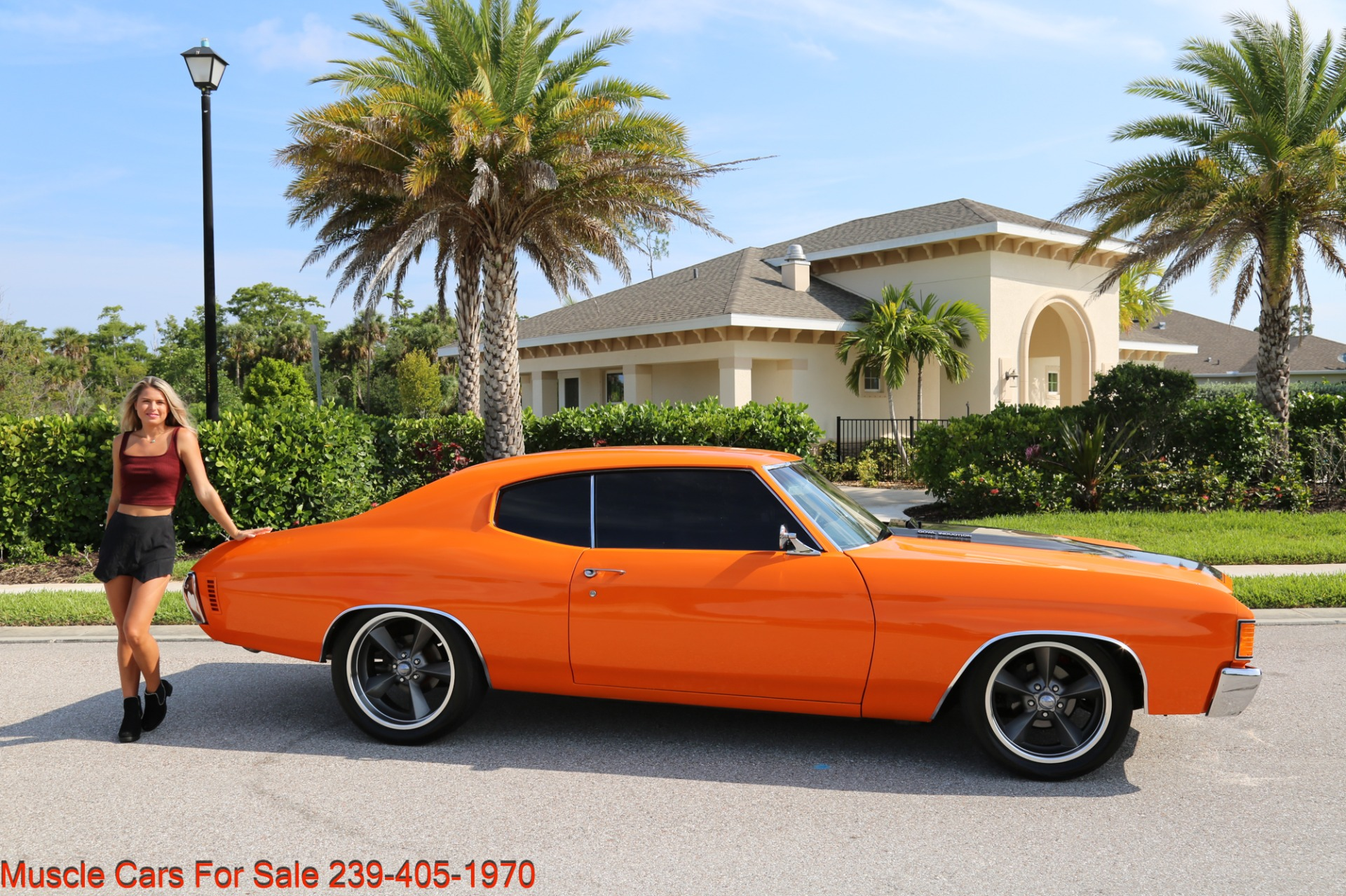 Used 1972 Chevy Chevelle LS 6 speed Cp for sale Sold at Muscle Cars for Sale Inc. in Fort Myers FL 33912 6