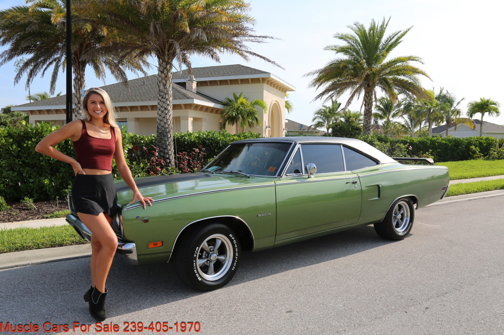 Used 1970 Plymouth Satellite Road Runner Satalite for sale $29,900 at Muscle Cars for Sale Inc. in Fort Myers FL 33912 4