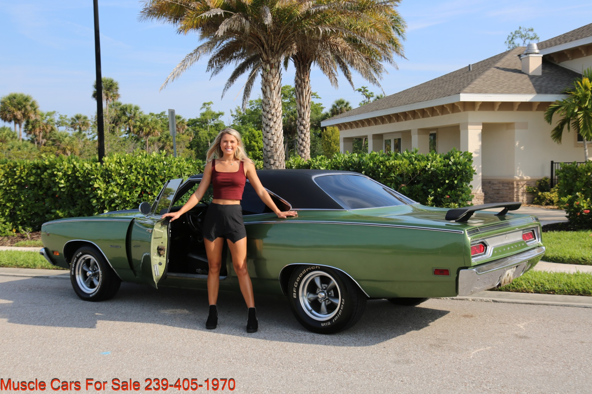 Used 1970 Plymouth Satellite Road Runner Satalite for sale $29,900 at Muscle Cars for Sale Inc. in Fort Myers FL 33912 7