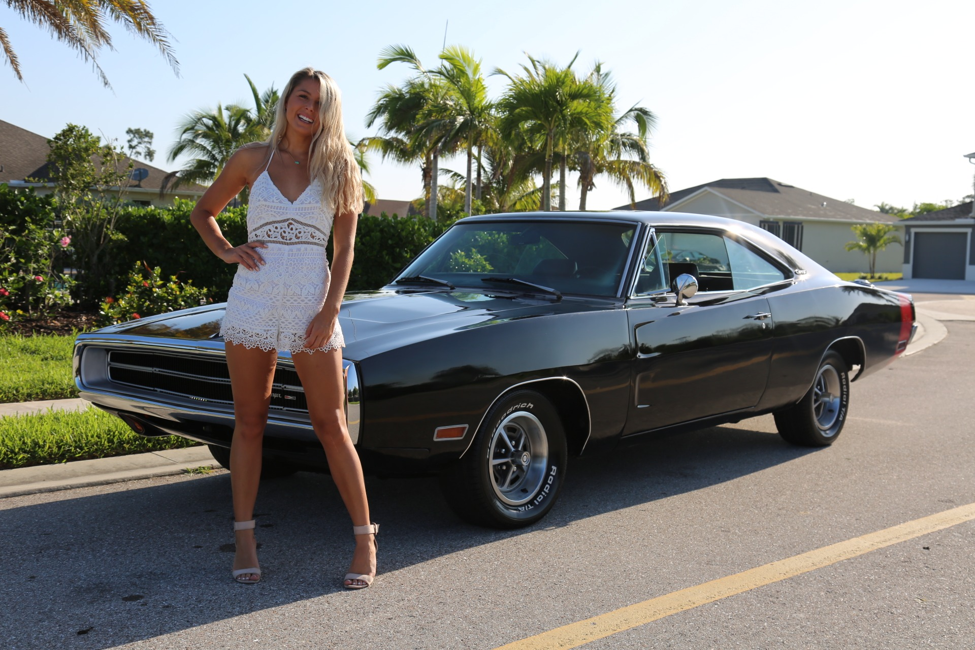 Used 1970 Dodge Charger Charger for sale $52,000 at Muscle Cars for Sale Inc. in Fort Myers FL 33912 1