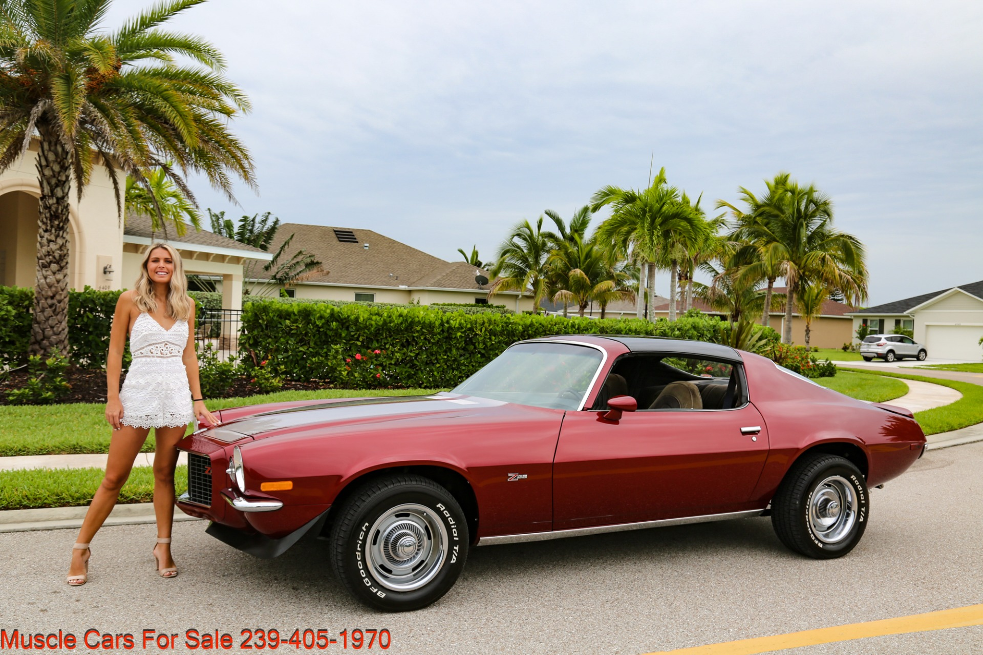 Used 1974 Chevrolet Camaro Z28 Z28 for sale $42,500 at Muscle Cars for Sale Inc. in Fort Myers FL 33912 2