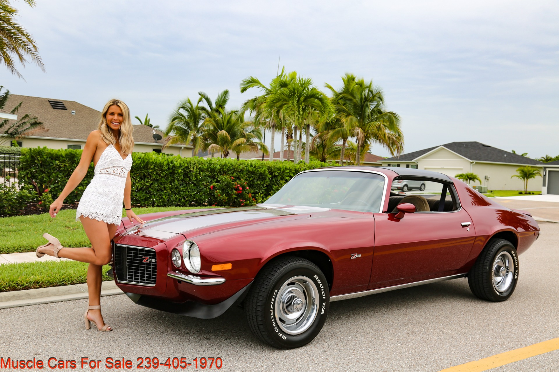 Used 1974 Chevrolet Camaro Z28 Z28 for sale $42,500 at Muscle Cars for Sale Inc. in Fort Myers FL 33912 5