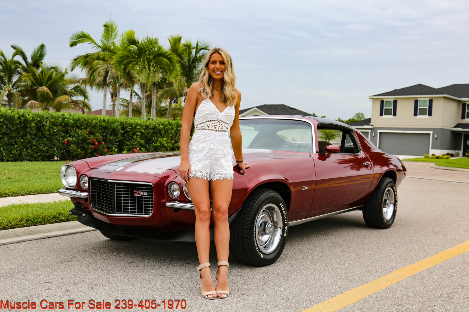 Used 1974 Chevrolet Camaro Z28 Z28 for sale $42,500 at Muscle Cars for Sale Inc. in Fort Myers FL 33912 6