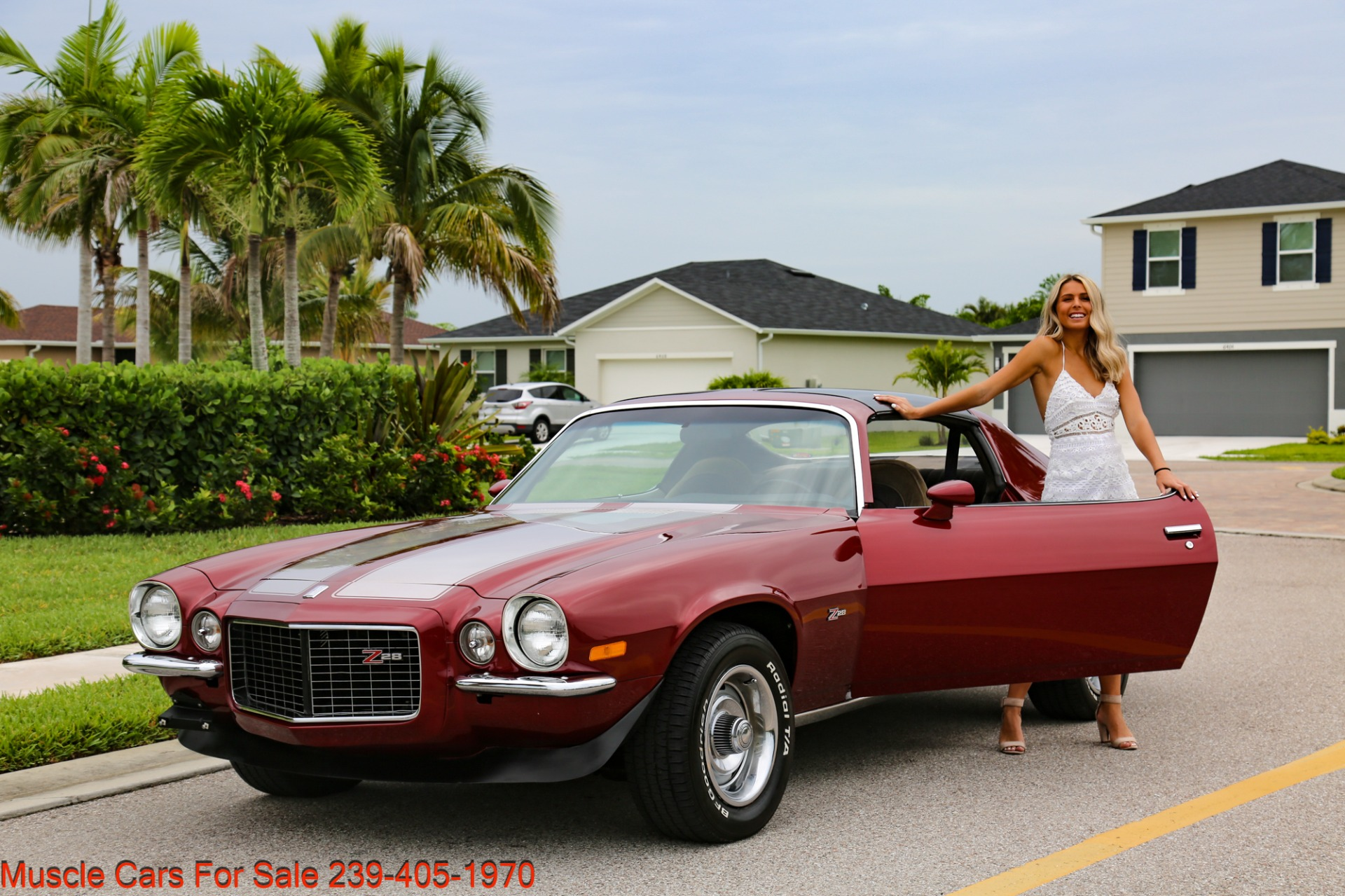 Used 1974 Chevrolet Camaro Z28 Z28 for sale $42,500 at Muscle Cars for Sale Inc. in Fort Myers FL 33912 7