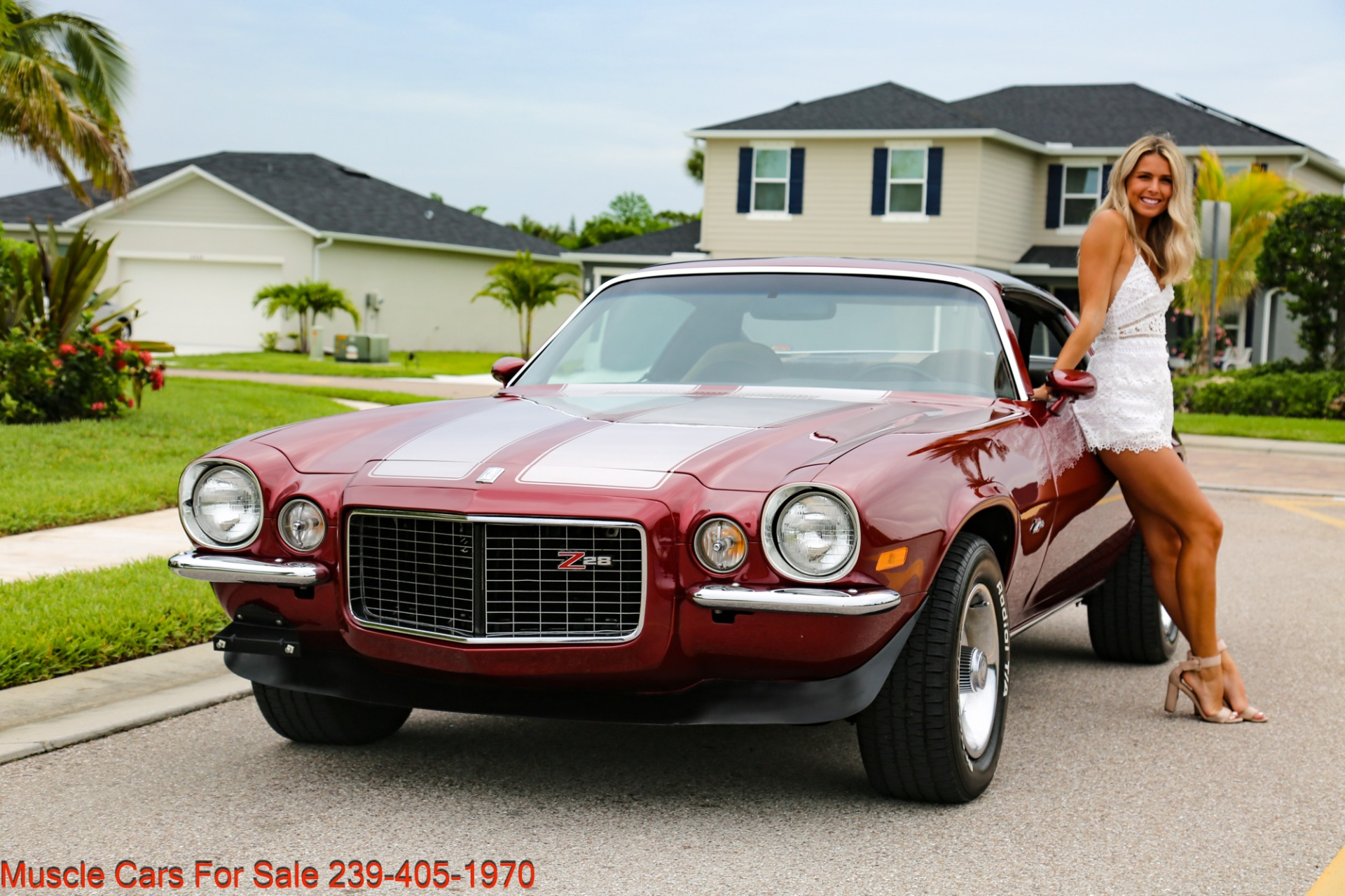 Used 1974 Chevrolet Camaro Z28 Z28 for sale $42,500 at Muscle Cars for Sale Inc. in Fort Myers FL 33912 8