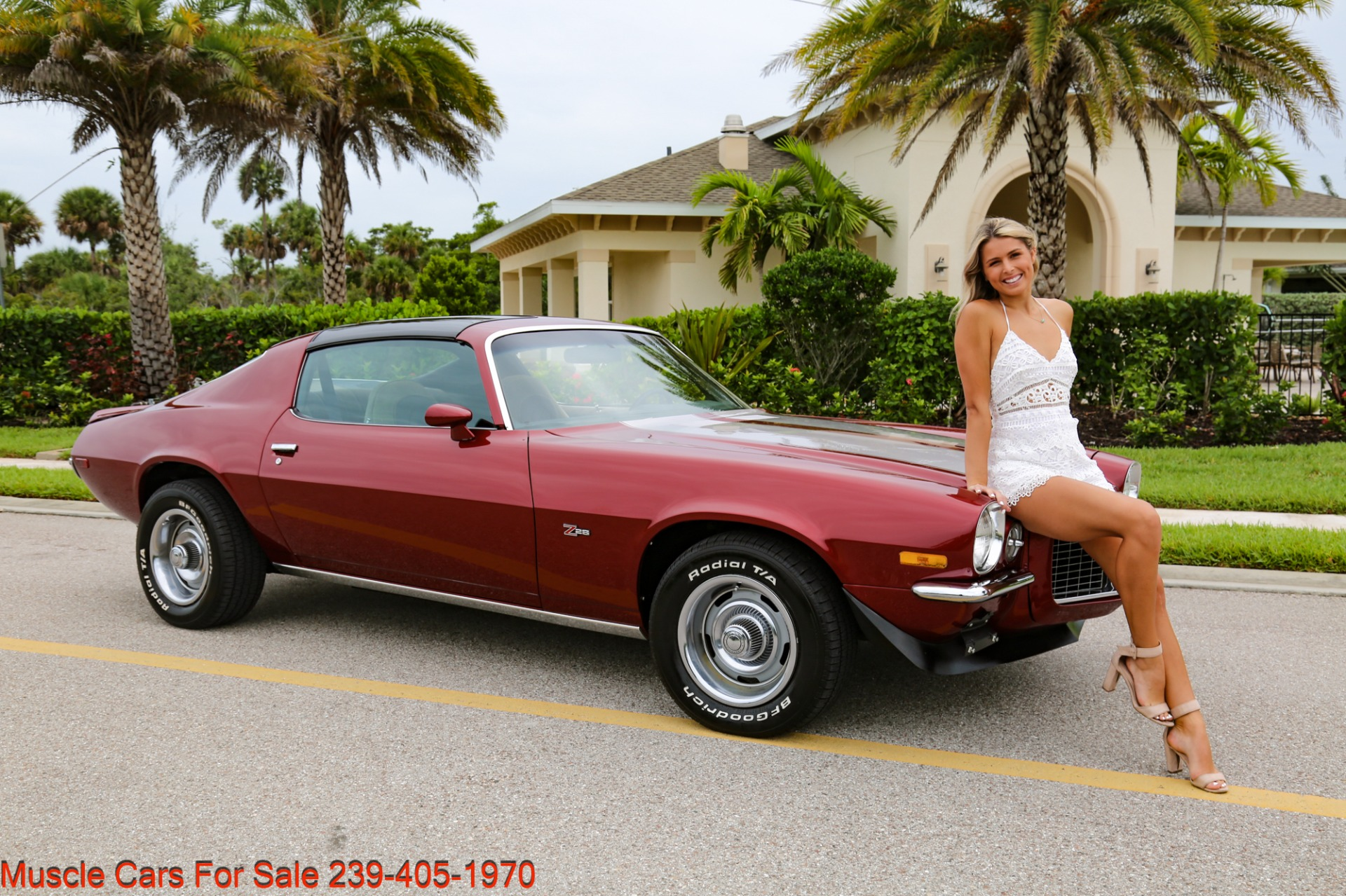 Used 1974 Chevrolet Camaro Z28 Z28 for sale $42,500 at Muscle Cars for Sale Inc. in Fort Myers FL 33912 1