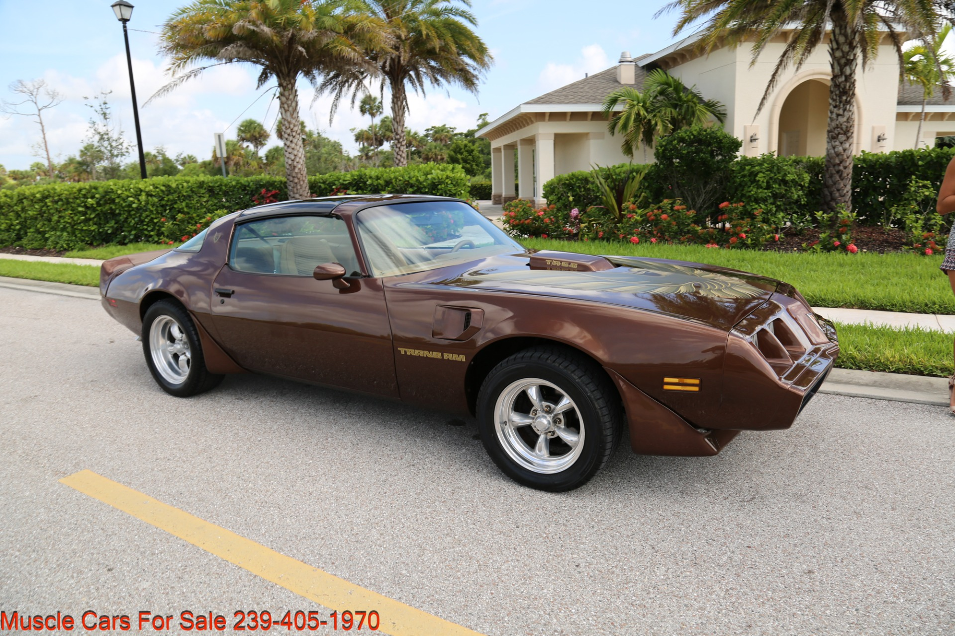 Used 1979 Pontiac Trans Am Trans Am 6.6 for sale $23,600 at Muscle Cars for Sale Inc. in Fort Myers FL 33912 3