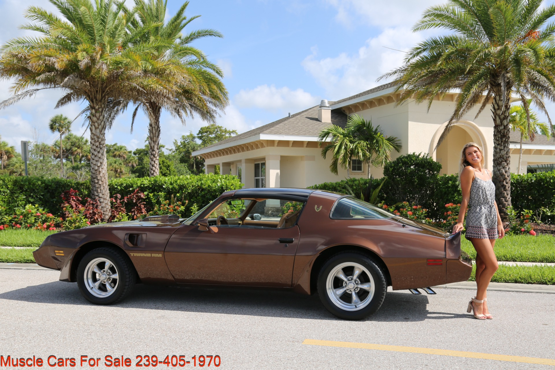 Used 1979 Pontiac Trans Am Trans Am 6.6 for sale $23,600 at Muscle Cars for Sale Inc. in Fort Myers FL 33912 6