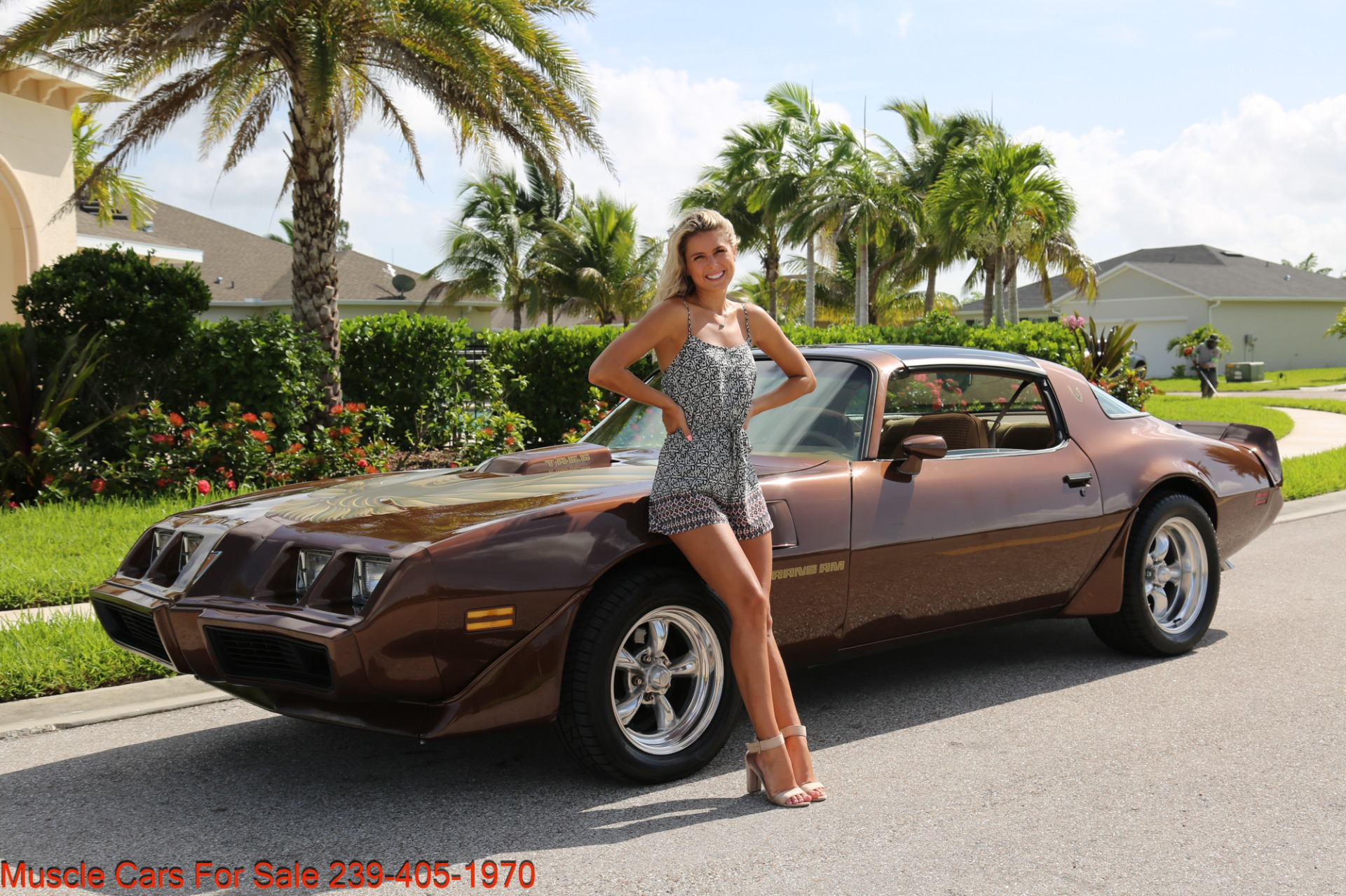 Used 1979 Pontiac Trans Am Trans Am 6.6 for sale $23,600 at Muscle Cars for Sale Inc. in Fort Myers FL 33912 1