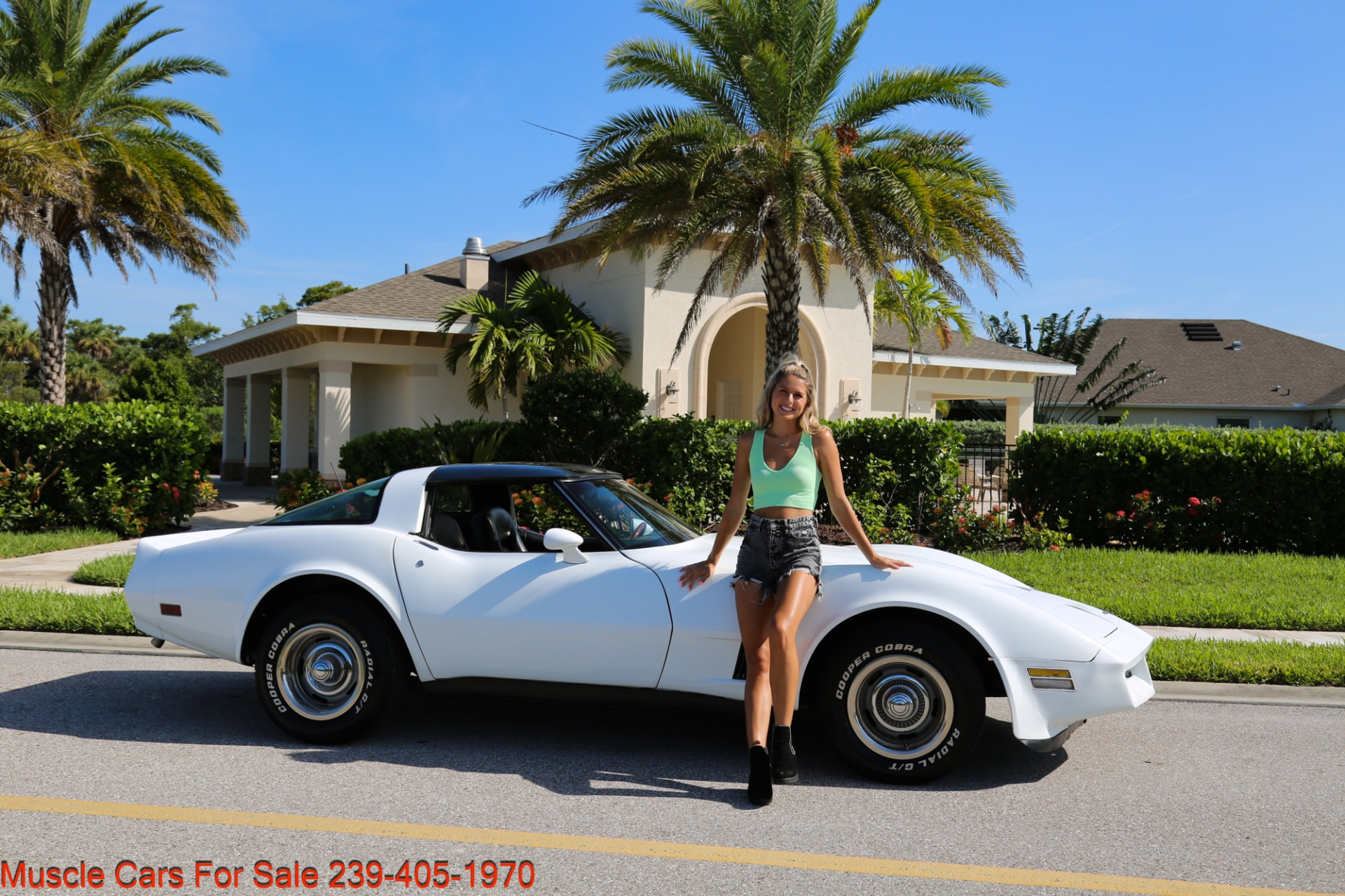 Used 1980 Chevrolet Corvette Coupe T Top for sale $17,500 at Muscle Cars for Sale Inc. in Fort Myers FL 33912 4