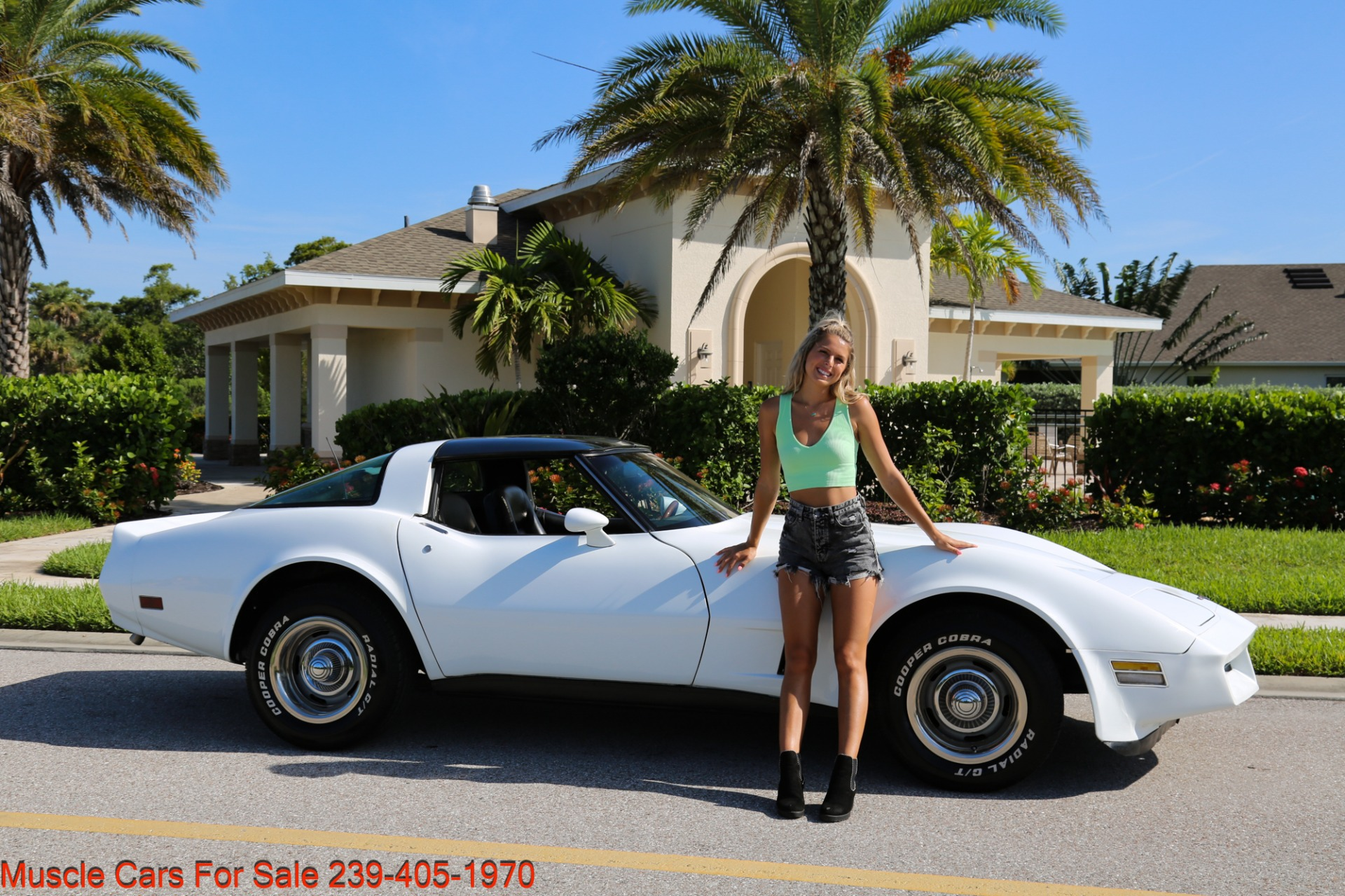 Used 1980 Chevrolet Corvette Coupe T Top for sale $17,500 at Muscle Cars for Sale Inc. in Fort Myers FL 33912 5