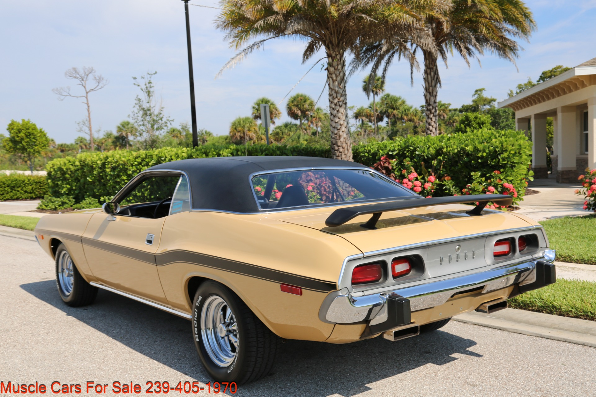 Used 1974 Dodge Challenger V8  Auto for sale $34,000 at Muscle Cars for Sale Inc. in Fort Myers FL 33912 4