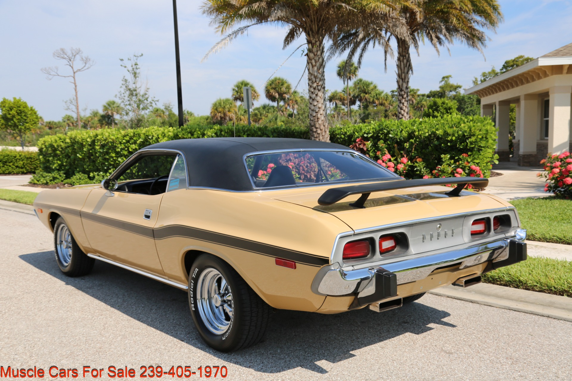Used 1974 Dodge Challenger V8  Auto for sale $34,000 at Muscle Cars for Sale Inc. in Fort Myers FL 33912 5