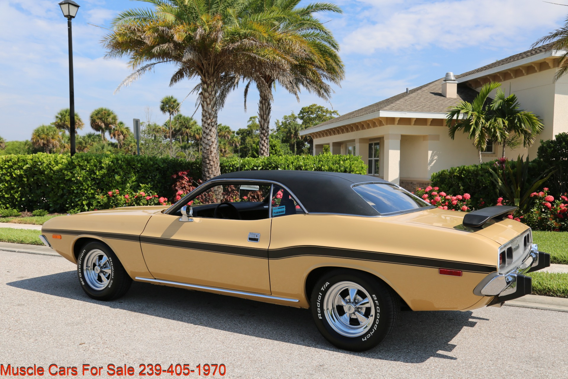 Used 1974 Dodge Challenger V8  Auto for sale $34,000 at Muscle Cars for Sale Inc. in Fort Myers FL 33912 6