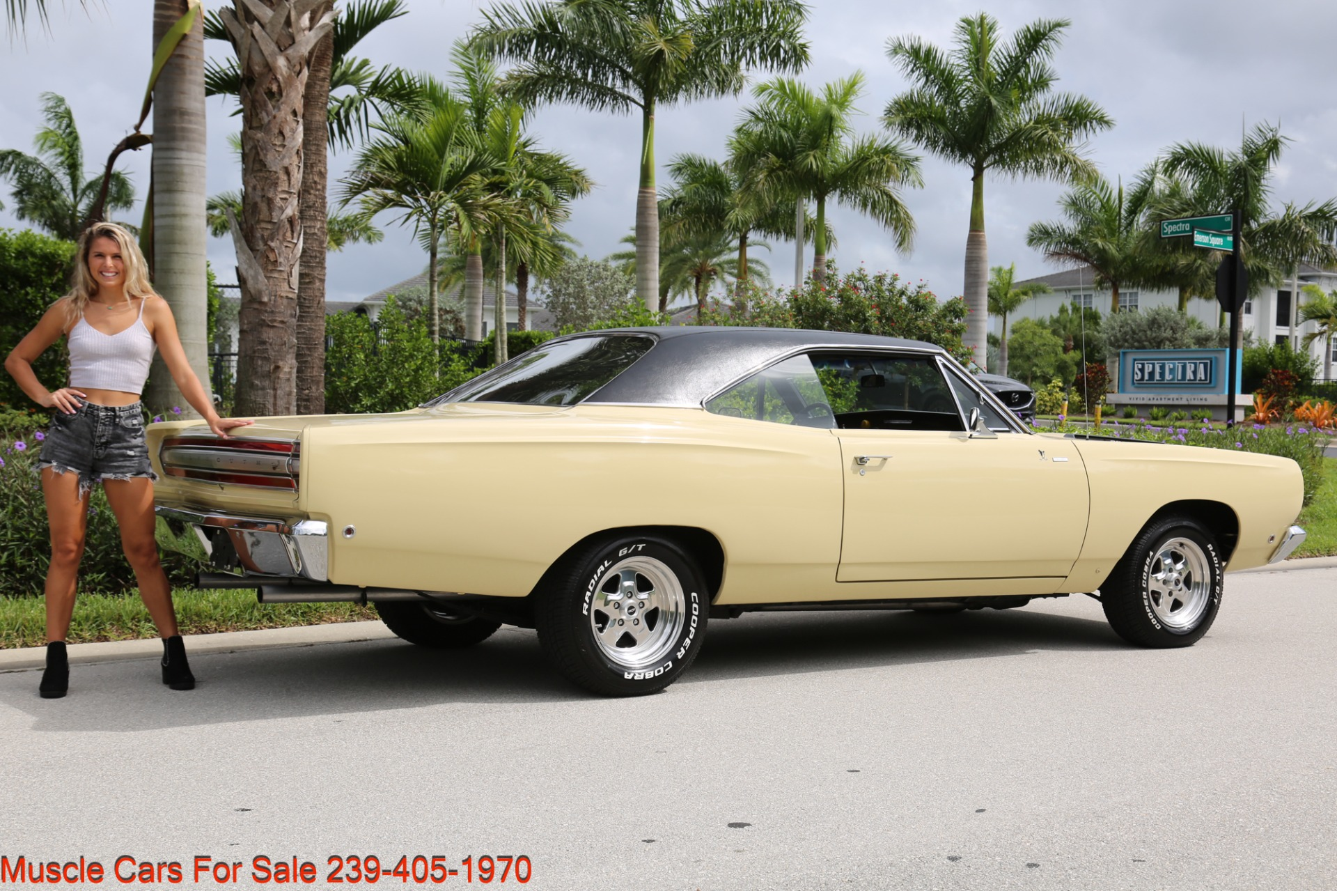 Used 1968 Plymouth Road Runner # Match Road Runner for sale $48,700 at Muscle Cars for Sale Inc. in Fort Myers FL 33912 6