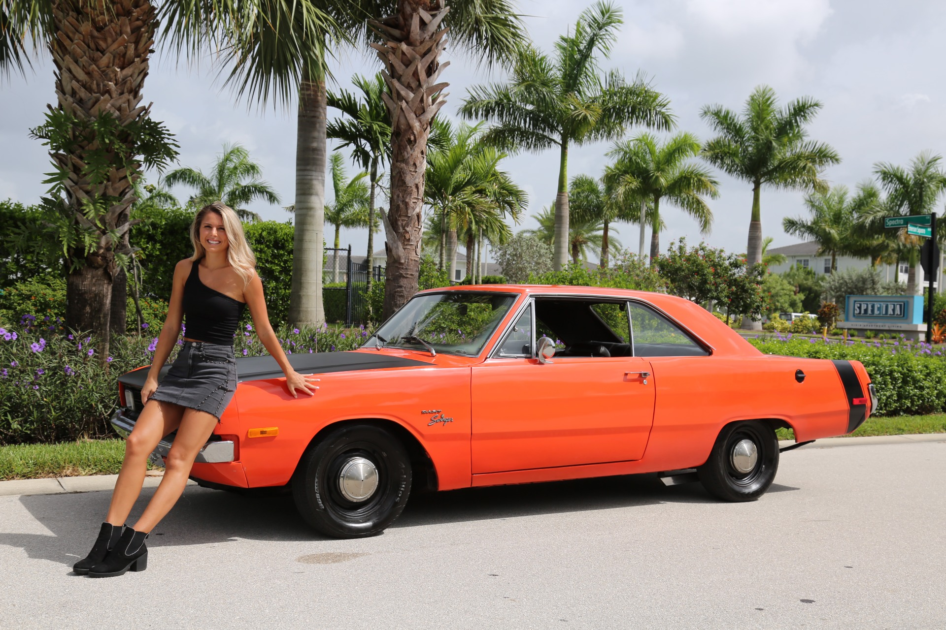 Used 1972 Dodge Dart Swinger for sale $19,900 at Muscle Cars for Sale Inc. in Fort Myers FL 33912 5