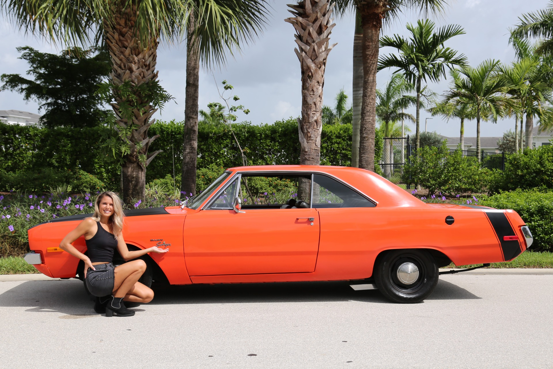 Used 1972 Dodge Dart Swinger for sale $19,900 at Muscle Cars for Sale Inc. in Fort Myers FL 33912 6
