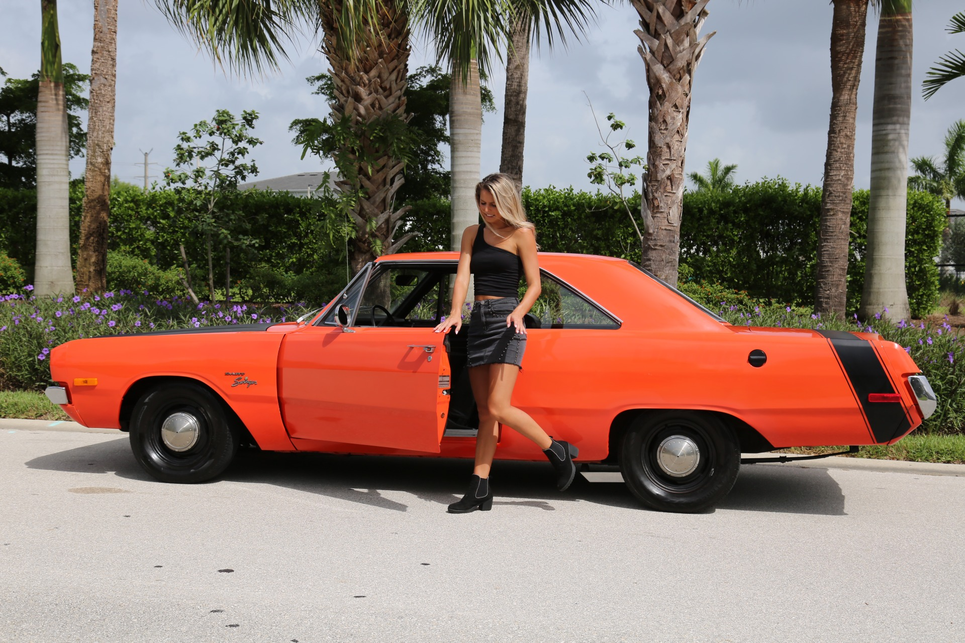 Used 1972 Dodge Dart Swinger for sale $19,900 at Muscle Cars for Sale Inc. in Fort Myers FL 33912 7