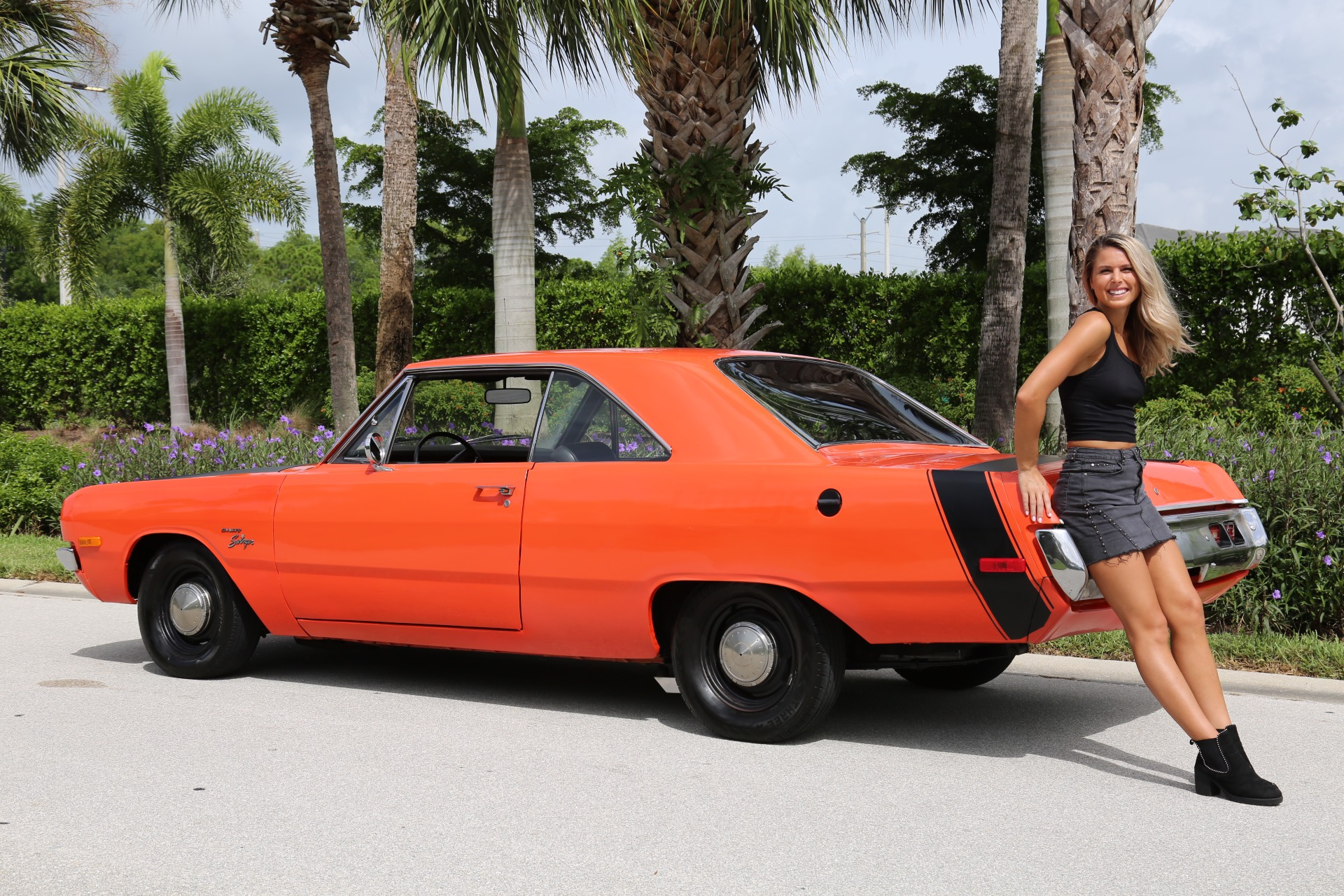 Used 1972 Dodge Dart Swinger for sale $19,900 at Muscle Cars for Sale Inc. in Fort Myers FL 33912 8