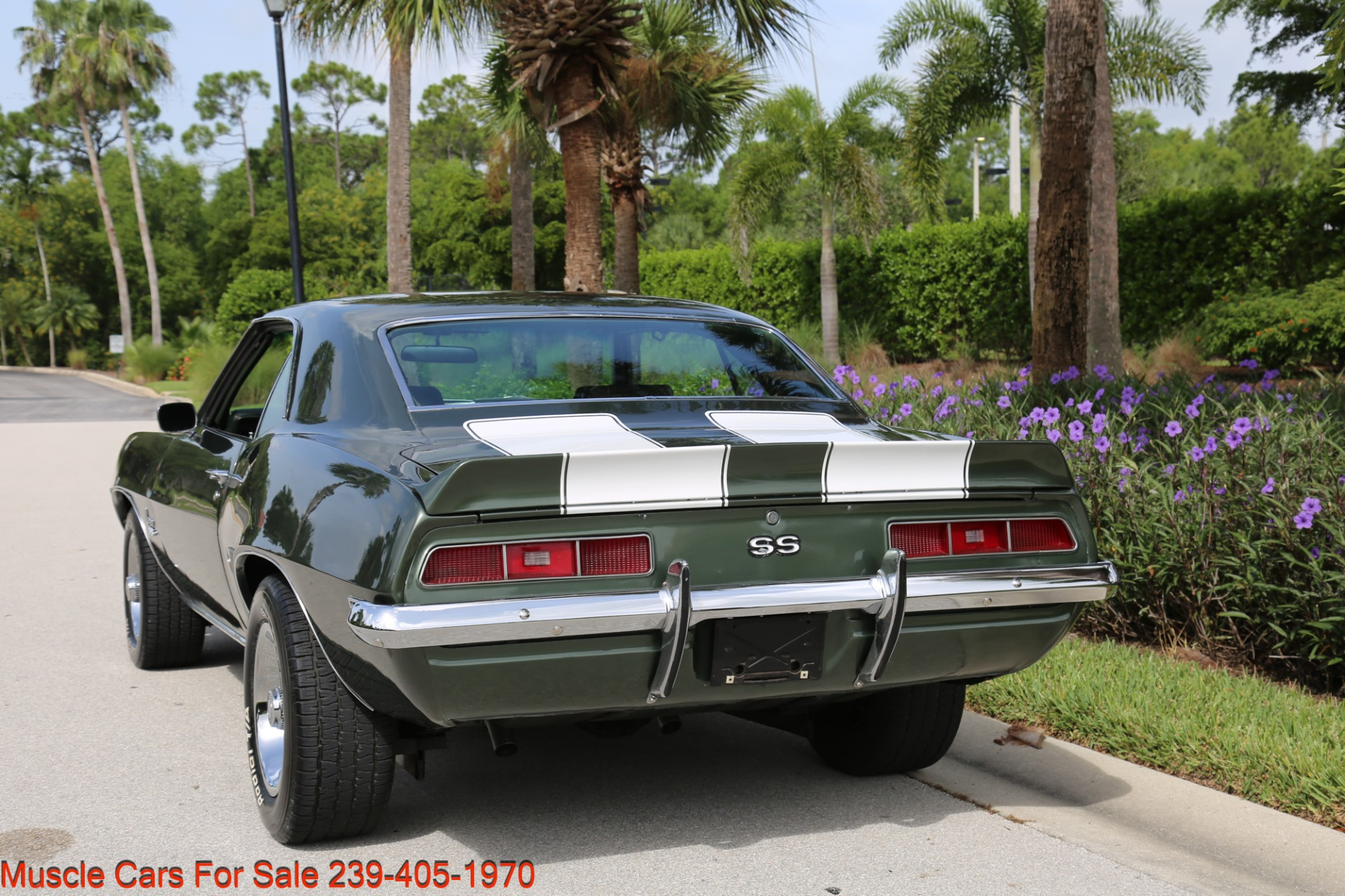 Used 1969 Chevrolet Camaro SS SS  X11 for sale Sold at Muscle Cars for Sale Inc. in Fort Myers FL 33912 6