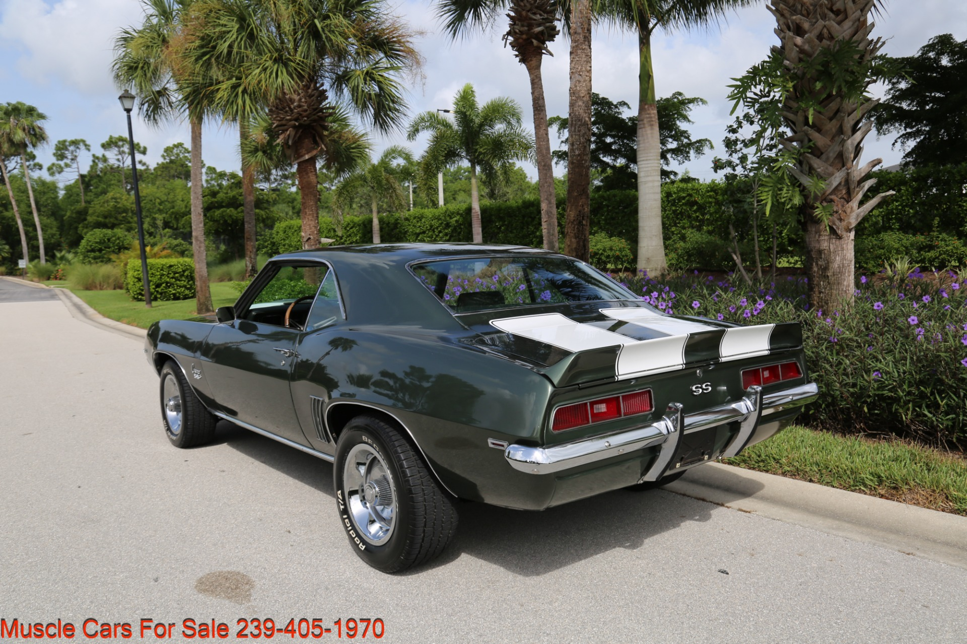 Used 1969 Chevrolet Camaro SS SS  X11 for sale Sold at Muscle Cars for Sale Inc. in Fort Myers FL 33912 8
