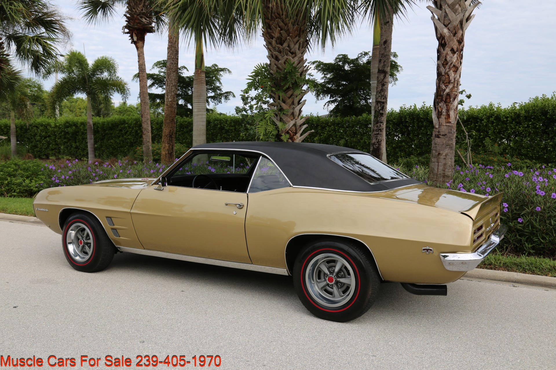 Used 1969 Pontiac Firebird V8 Auto for sale $27,900 at Muscle Cars for Sale Inc. in Fort Myers FL 33912 2
