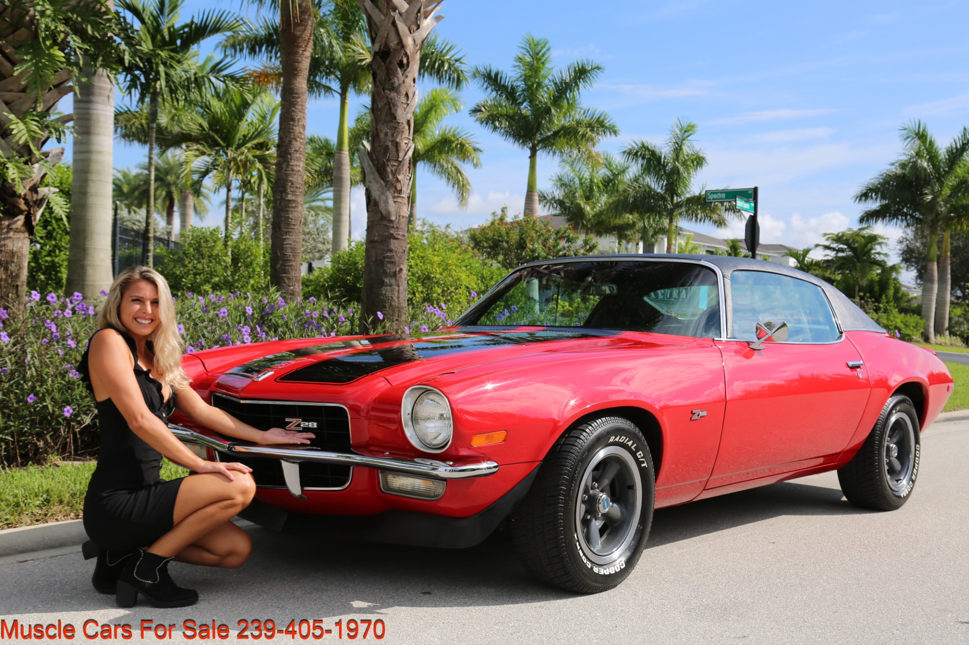 Used 1972 Chevrolet Camaro Z28 for sale $34,000 at Muscle Cars for Sale Inc. in Fort Myers FL 33912 2