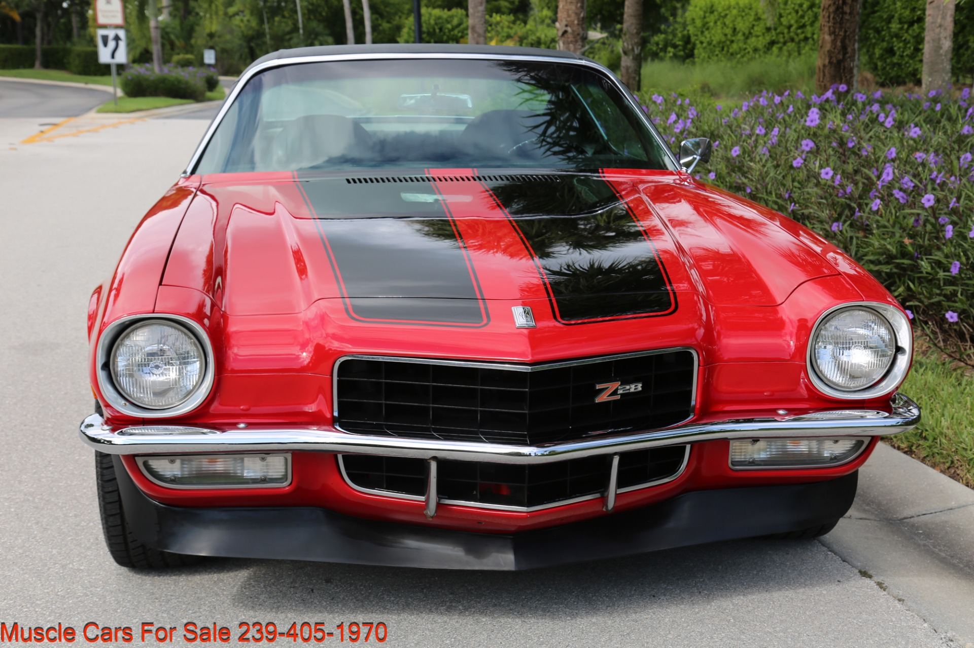 Used 1972 Chevrolet Camaro Z28 for sale $34,000 at Muscle Cars for Sale Inc. in Fort Myers FL 33912 4