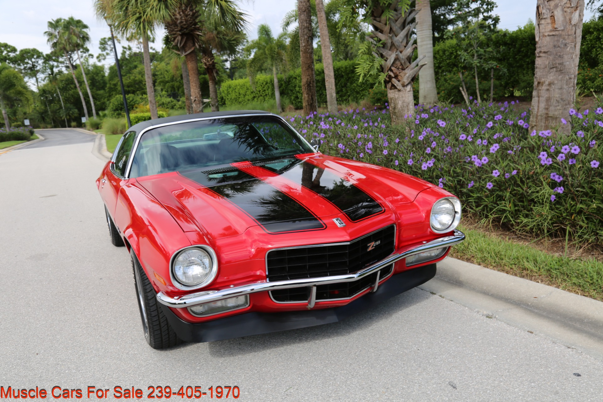 Used 1972 Chevrolet Camaro Z28 for sale $34,000 at Muscle Cars for Sale Inc. in Fort Myers FL 33912 5