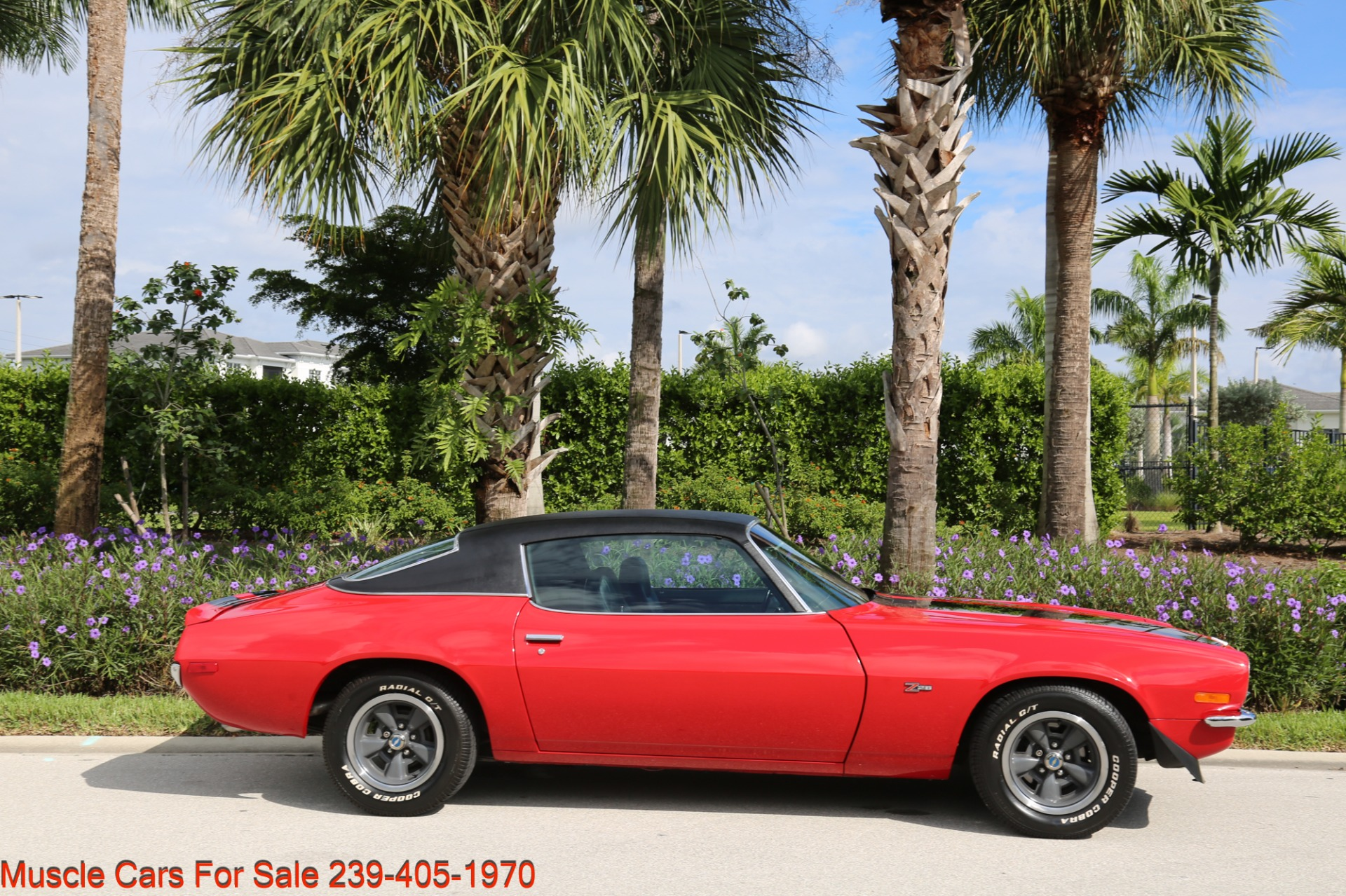 Used 1972 Chevrolet Camaro Z28 for sale $34,000 at Muscle Cars for Sale Inc. in Fort Myers FL 33912 7