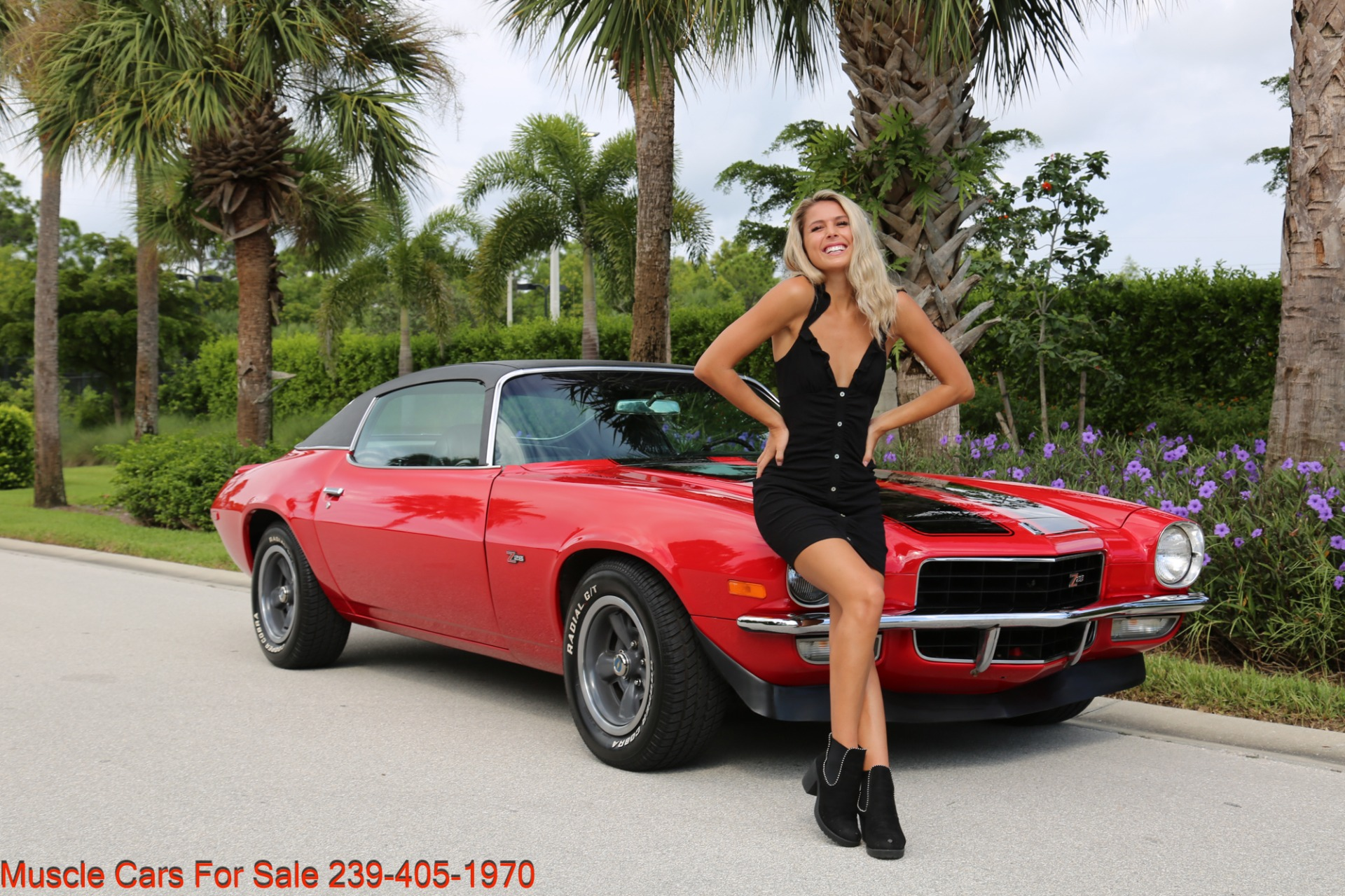 Used 1972 Chevrolet Camaro Z28 for sale $34,000 at Muscle Cars for Sale Inc. in Fort Myers FL 33912 1