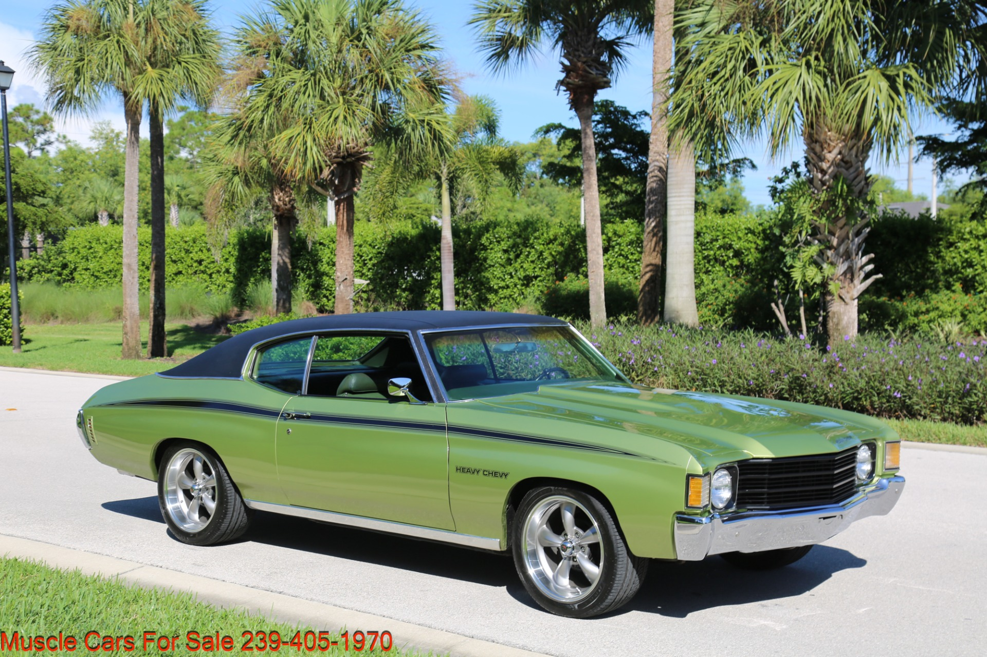 Used 1972 Chevrolet Chevelle Heavy Chevy Trim for sale $34,000 at Muscle Cars for Sale Inc. in Fort Myers FL 33912 4
