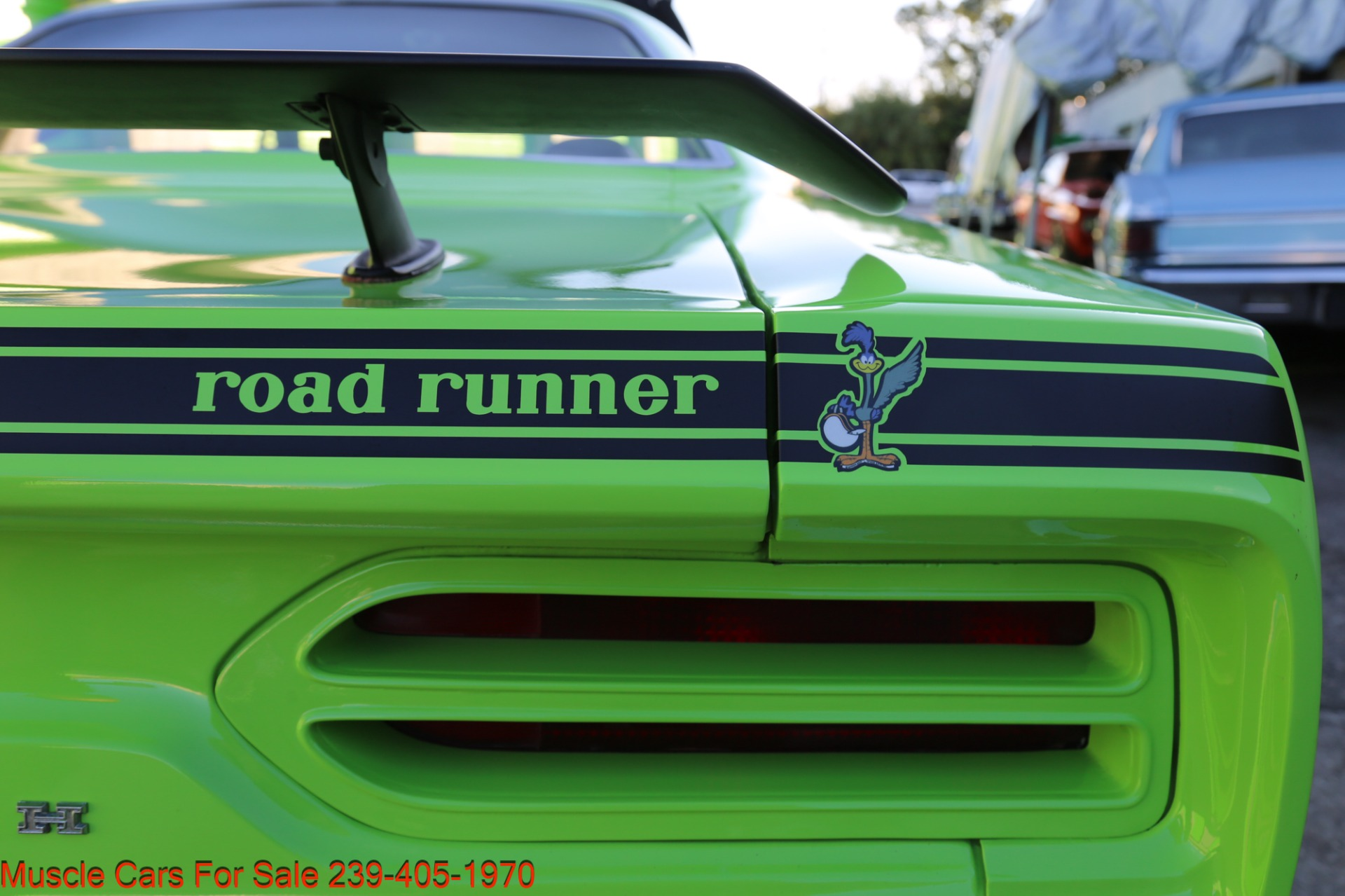 Used 1970 Plymouth Road Runner Road Runner 440 4 Speed for sale Sold at Muscle Cars for Sale Inc. in Fort Myers FL 33912 3