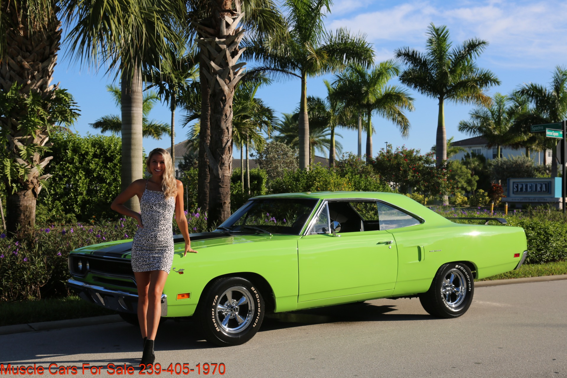 Used 1970 Plymouth Road Runner Road Runner 440 4 Speed for sale Sold at Muscle Cars for Sale Inc. in Fort Myers FL 33912 5