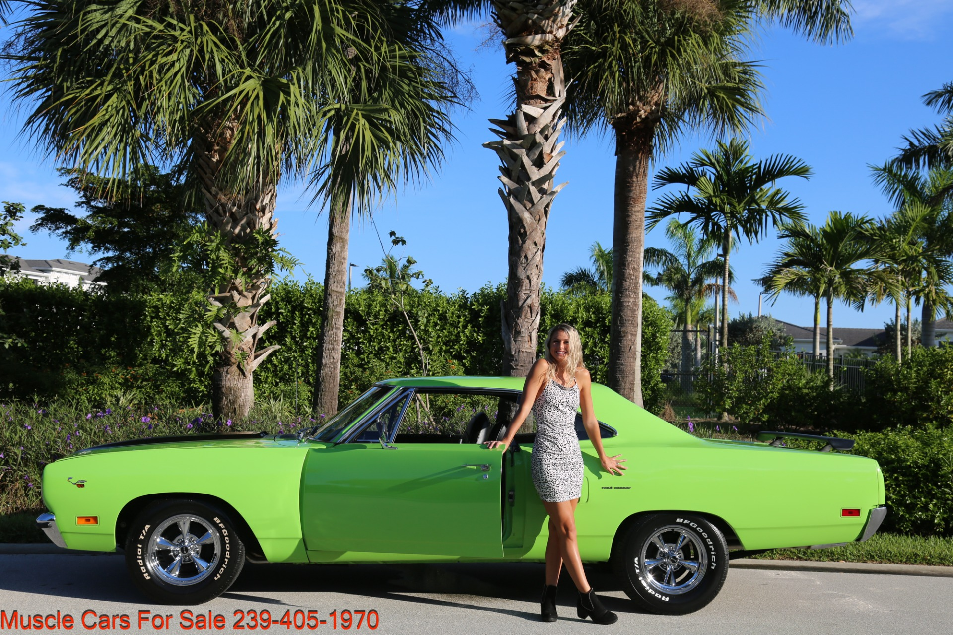 Used 1970 Plymouth Road Runner Road Runner 440 4 Speed for sale Sold at Muscle Cars for Sale Inc. in Fort Myers FL 33912 6