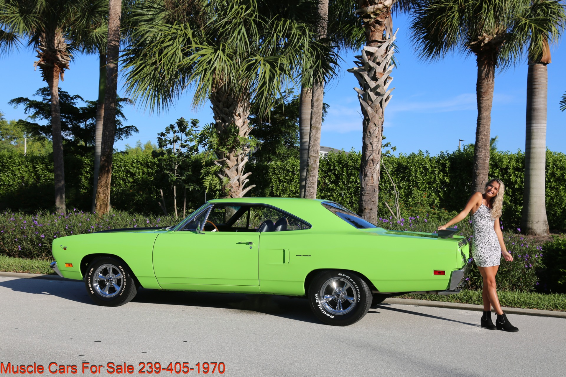 Used 1970 Plymouth Road Runner Road Runner 440 4 Speed for sale Sold at Muscle Cars for Sale Inc. in Fort Myers FL 33912 7