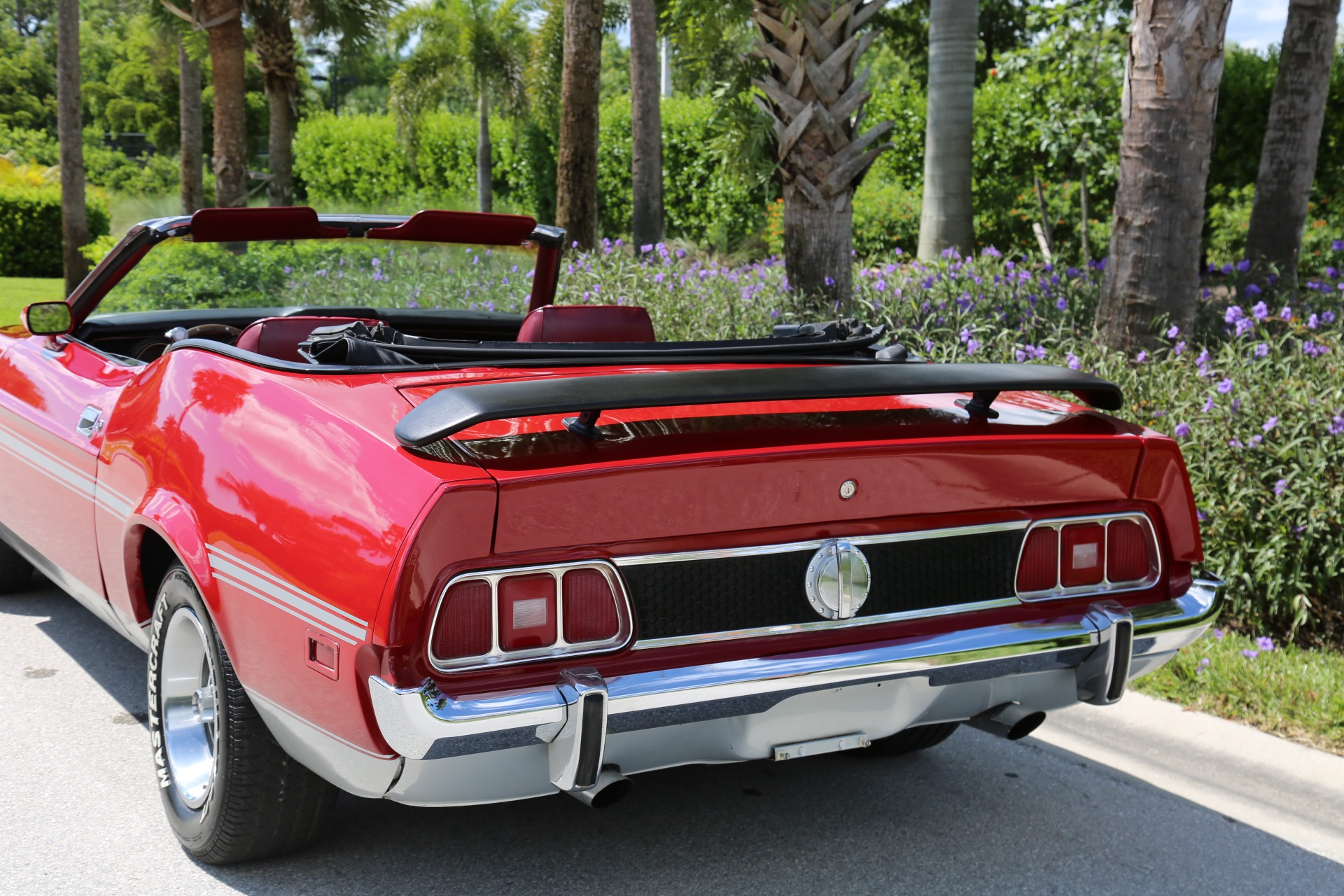 Used 1973 Ford Mustang Convertible for sale Sold at Muscle Cars for Sale Inc. in Fort Myers FL 33912 6