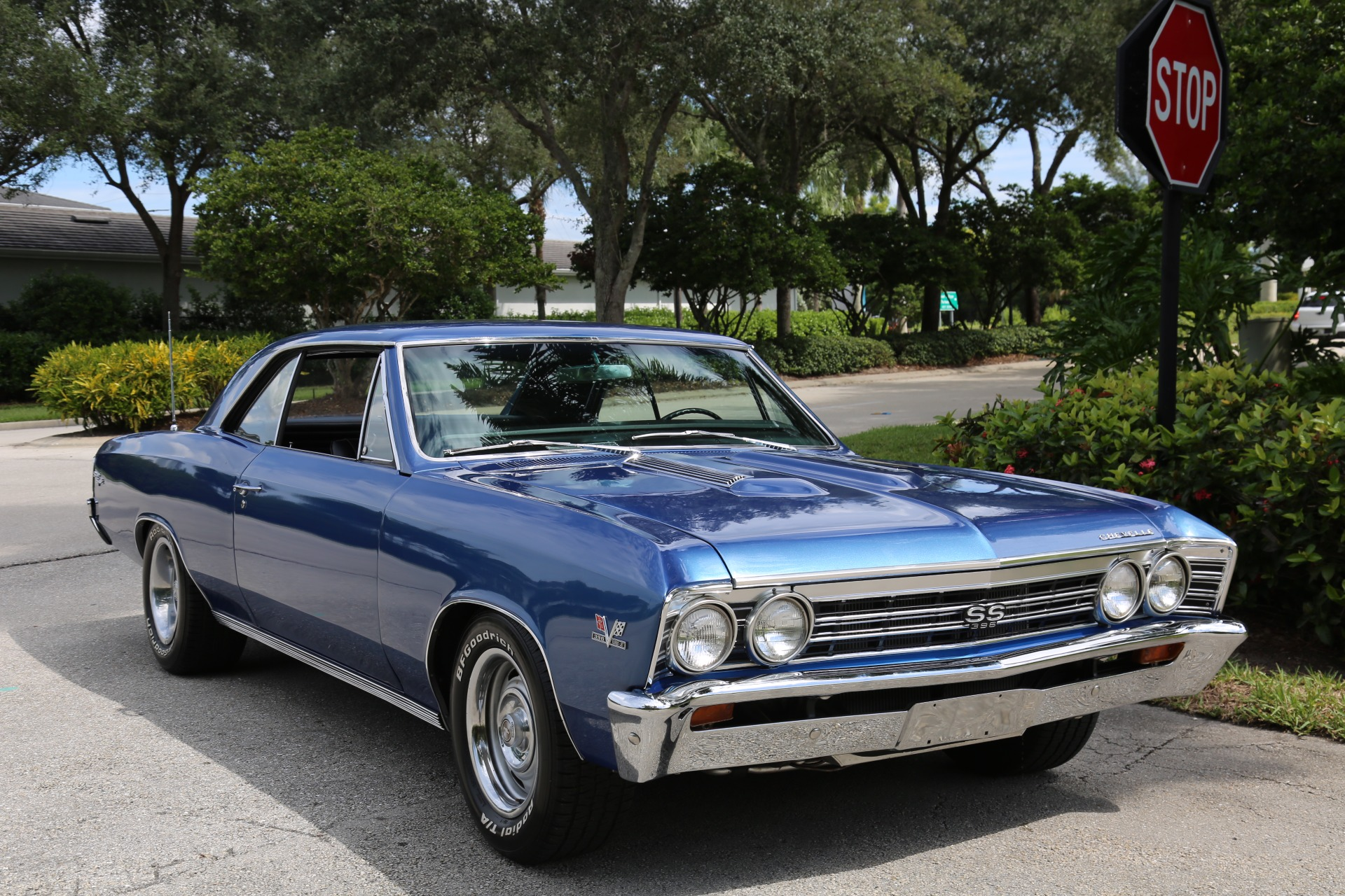 Used 1967 Chevrolet Chevelle SS Super Sport 396 for sale $47,000 at Muscle Cars for Sale Inc. in Fort Myers FL 33912 3