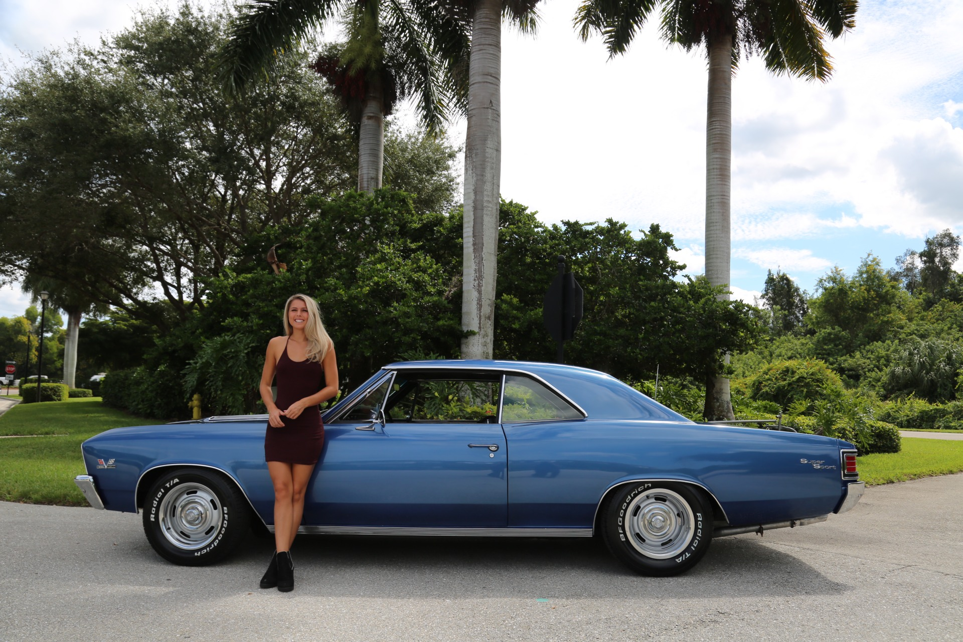 Used 1967 Chevrolet Chevelle SS Super Sport 396 for sale $47,000 at Muscle Cars for Sale Inc. in Fort Myers FL 33912 5