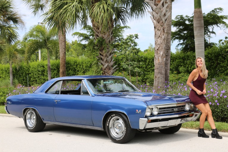 Used 1967 Chevrolet Chevelle SS Super Sport 396 for sale $47,000 at Muscle Cars for Sale Inc. in Fort Myers FL