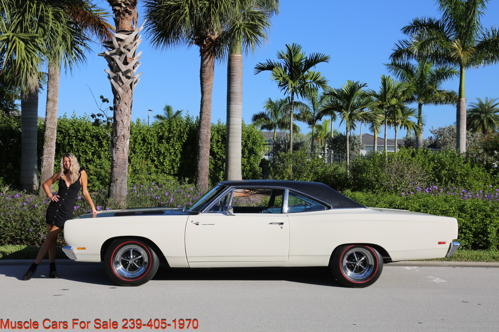 Used 1969 Plymouth Road Runner Road Runner for sale Sold at Muscle Cars for Sale Inc. in Fort Myers FL 33912 2