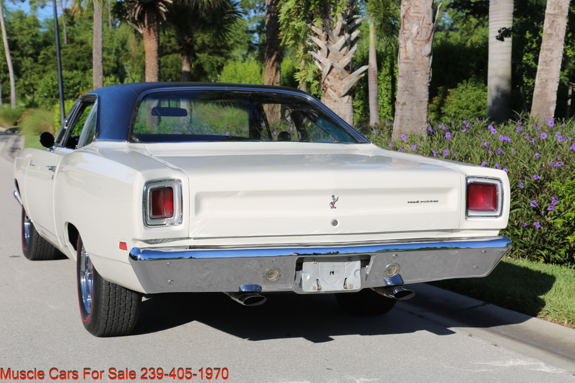Used 1969 Plymouth Road Runner Road Runner for sale Sold at Muscle Cars for Sale Inc. in Fort Myers FL 33912 4