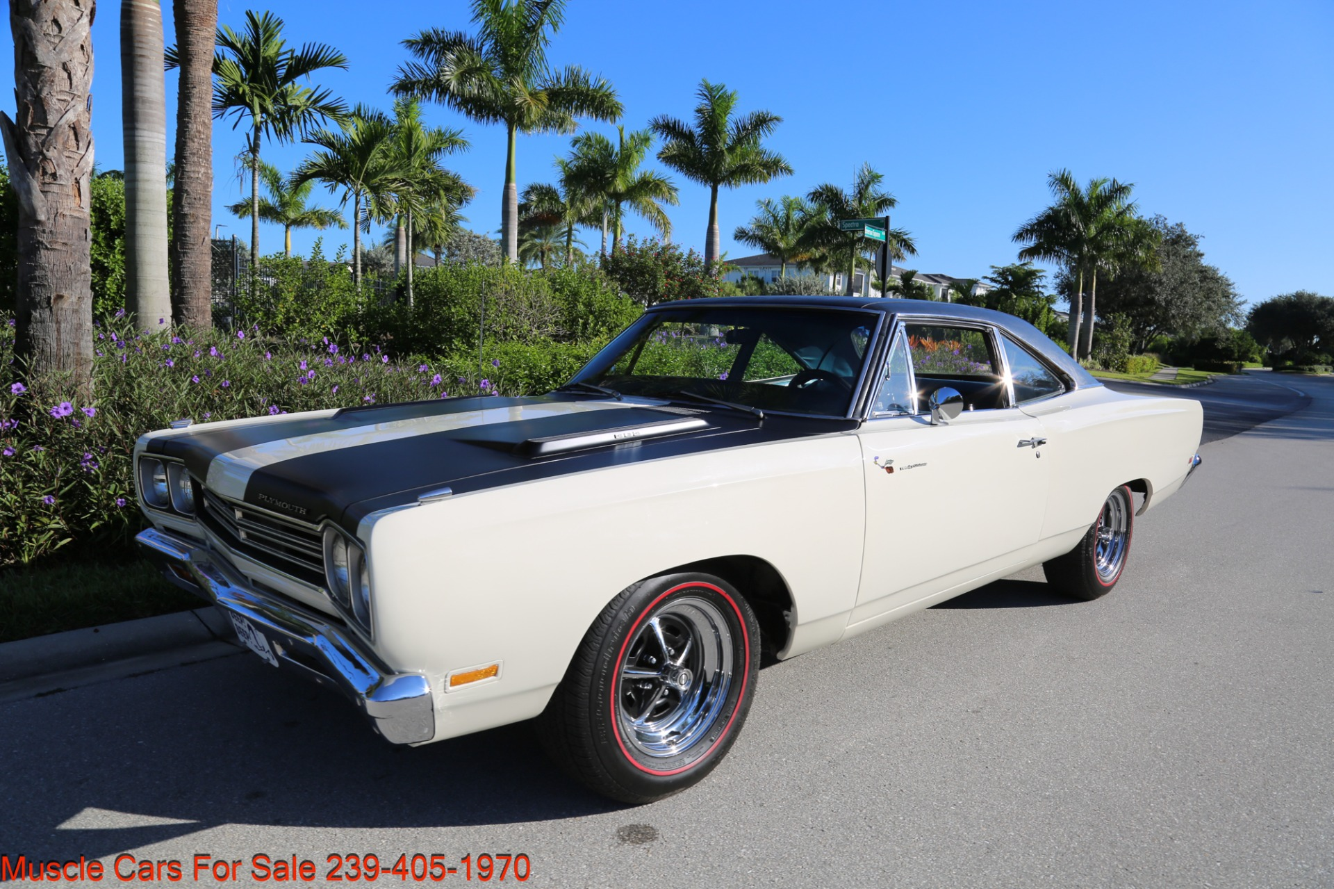 Used 1969 Plymouth Road Runner Road Runner for sale Sold at Muscle Cars for Sale Inc. in Fort Myers FL 33912 5